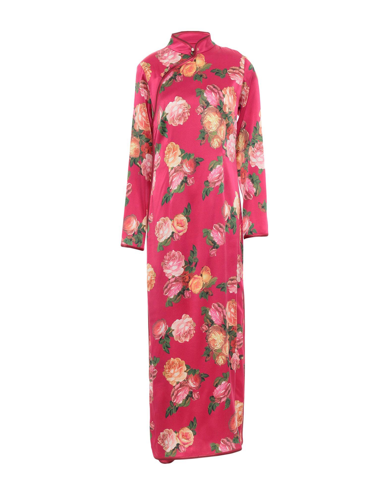купить F.R.S. FOR RESTLESS SLEEPERS Длинное платье по цене 32400 рублей