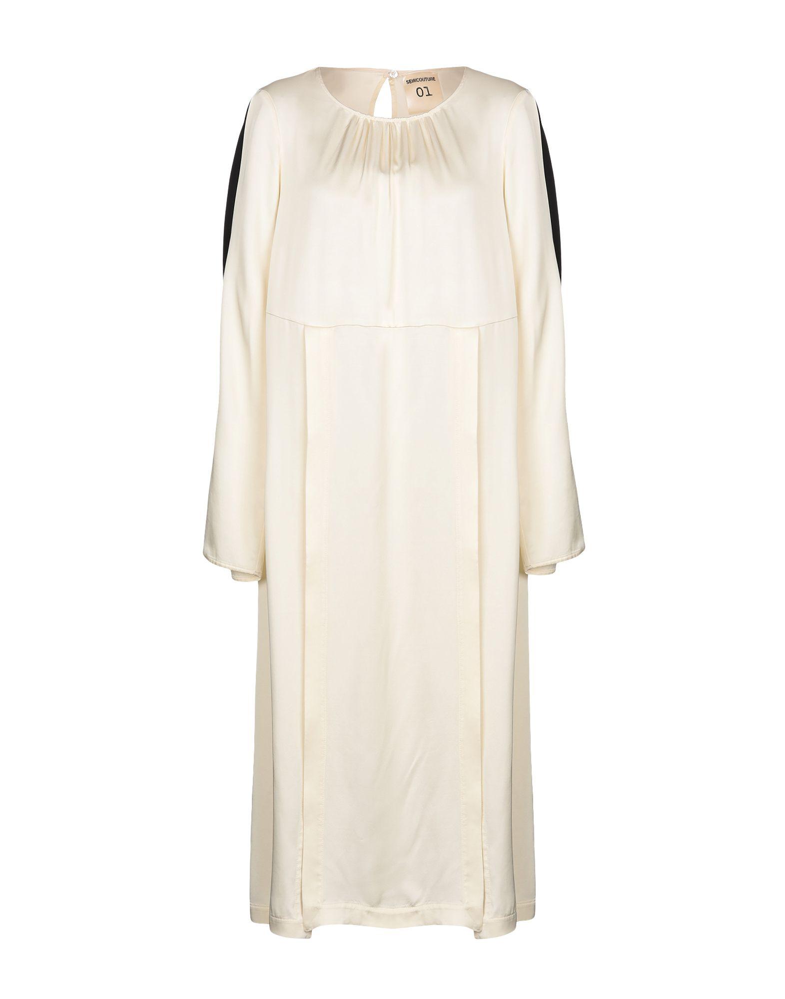 SEMICOUTURE Платье длиной 3/4