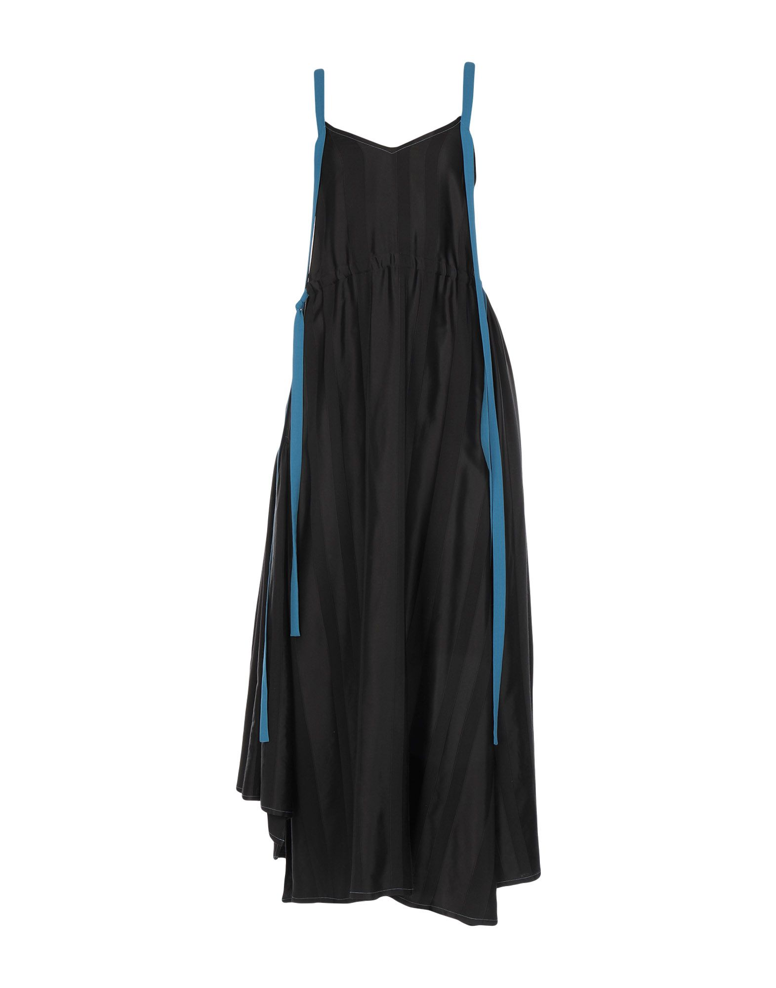 8592ce109e5c 《送料無料》LOEWE レディース ロングワンピース&ドレス ブラック 34 レーヨン 85% /