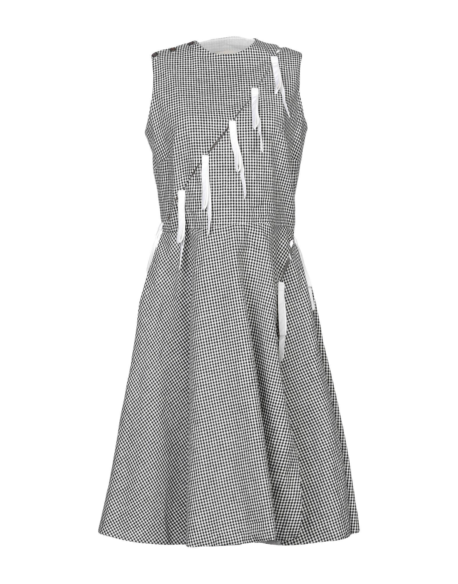 SANDY LIANG Платье до колена линейная люминесцентная лампа liang liang yh 9w