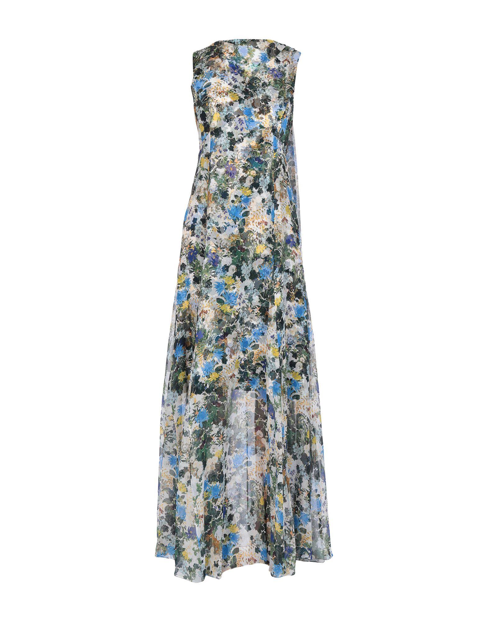 ERDEM Длинное платье
