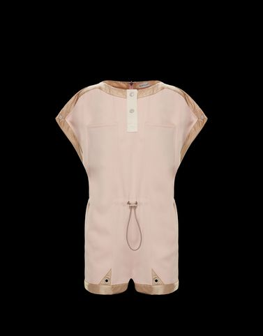MONCLER Dungaree - Dresses - women