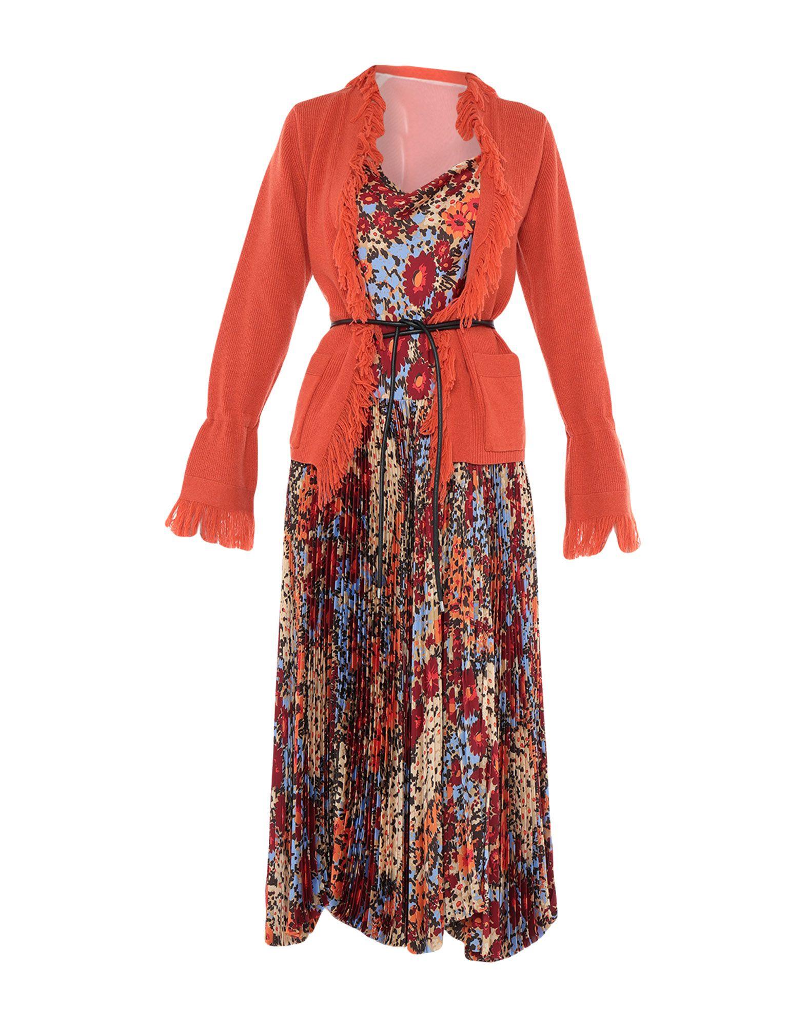 купить SACAI Платье длиной 3/4 по цене 48500 рублей