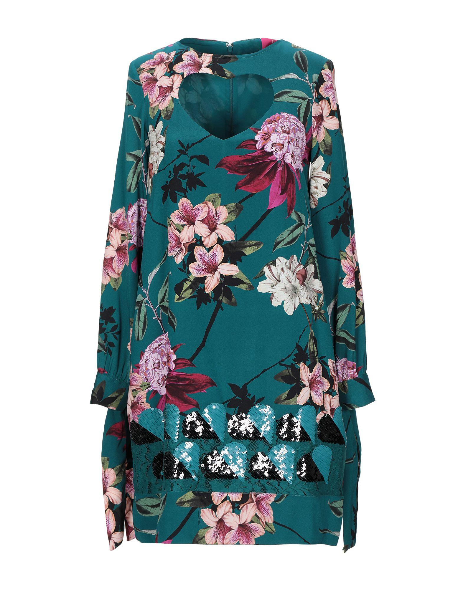 VDP COLLECTION Короткое платье цена 2017