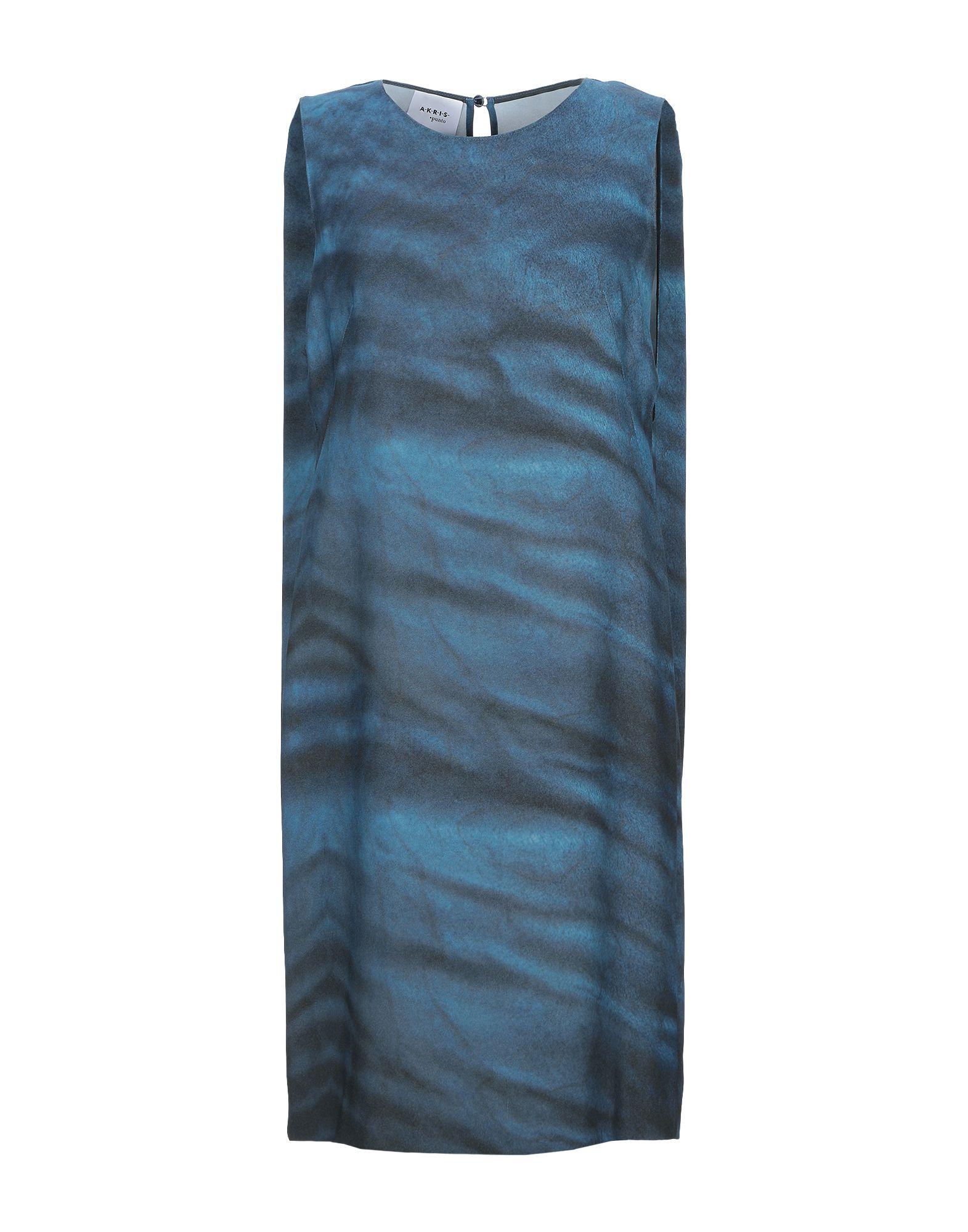AKRIS PUNTO Короткое платье akris punto блузка