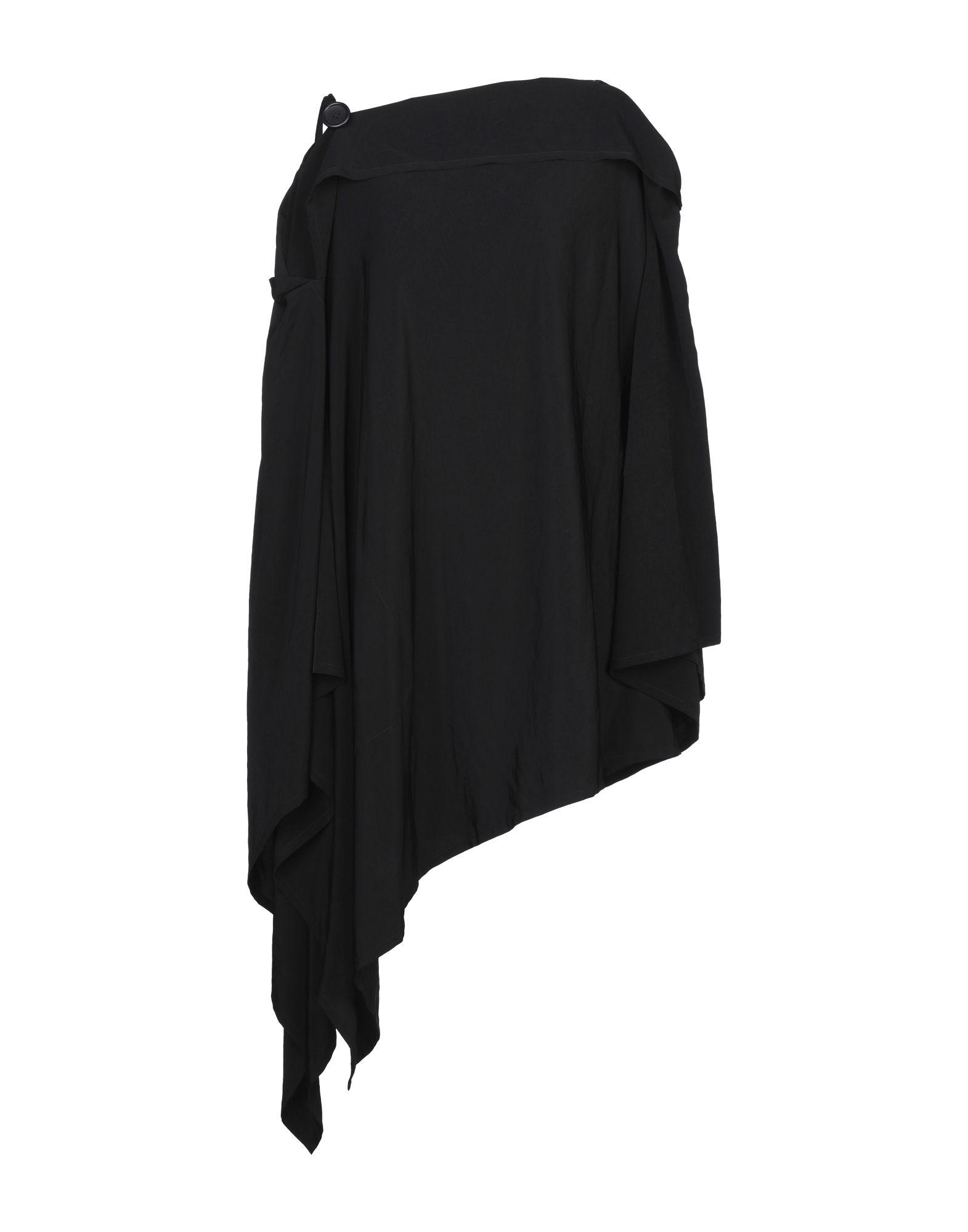 Y'S YOHJI YAMAMOTO Короткое платье цена 2017