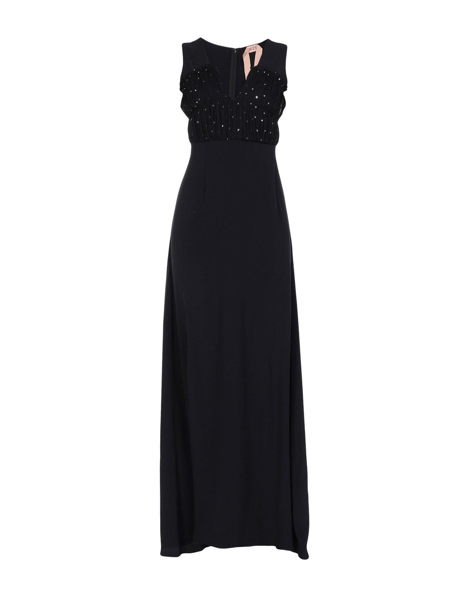 N°21 Длинное платье n 21 платье n 21
