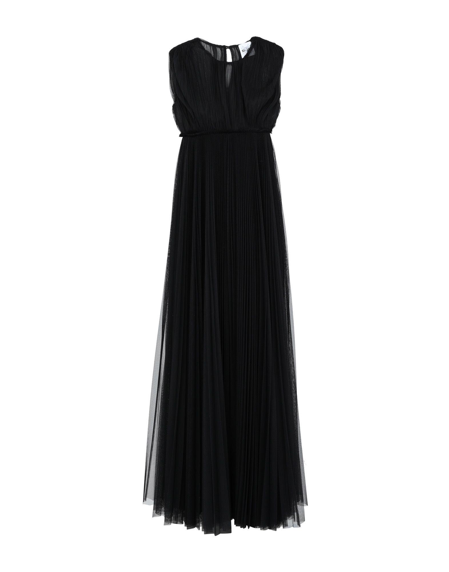SI-JAY Длинное платье сапоги женские caprice цвет черный 9 9 25506 21 044 221 размер 38