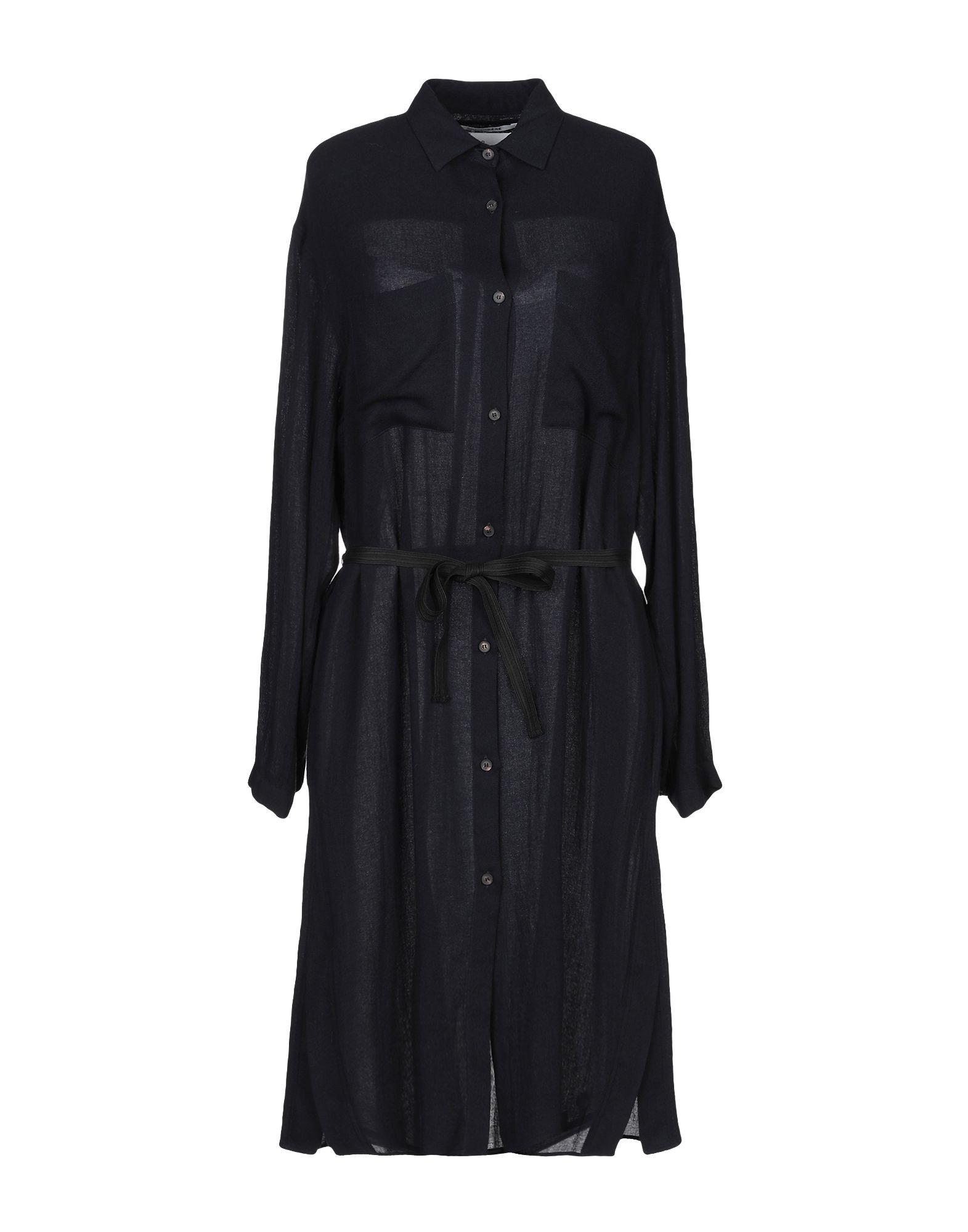 POMANDÈRE Короткое платье pomandère шарф