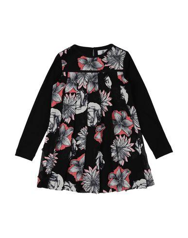 Купить Платье от VERSACE YOUNG черного цвета