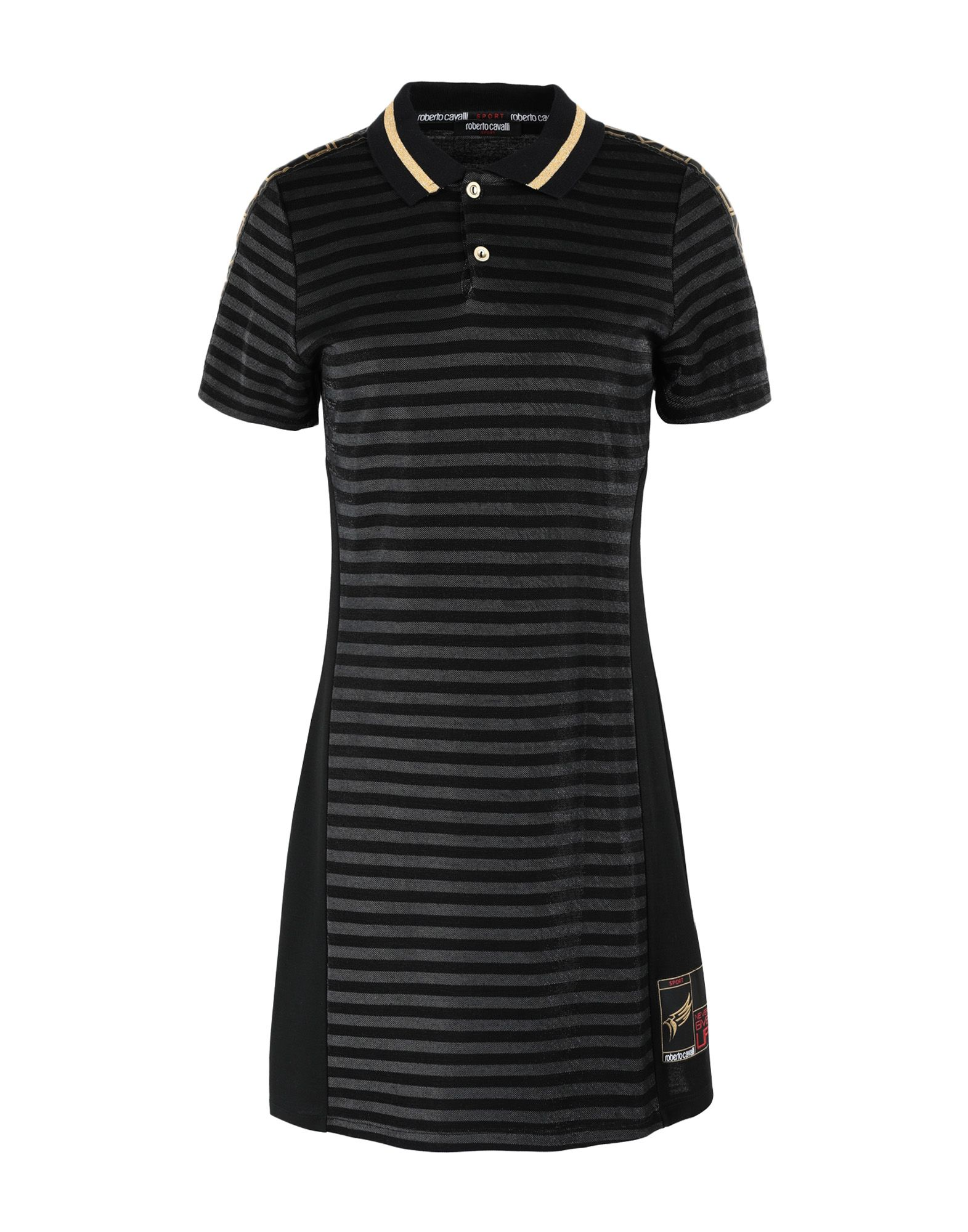 купить ROBERTO CAVALLI SPORT Короткое платье по цене 9050 рублей
