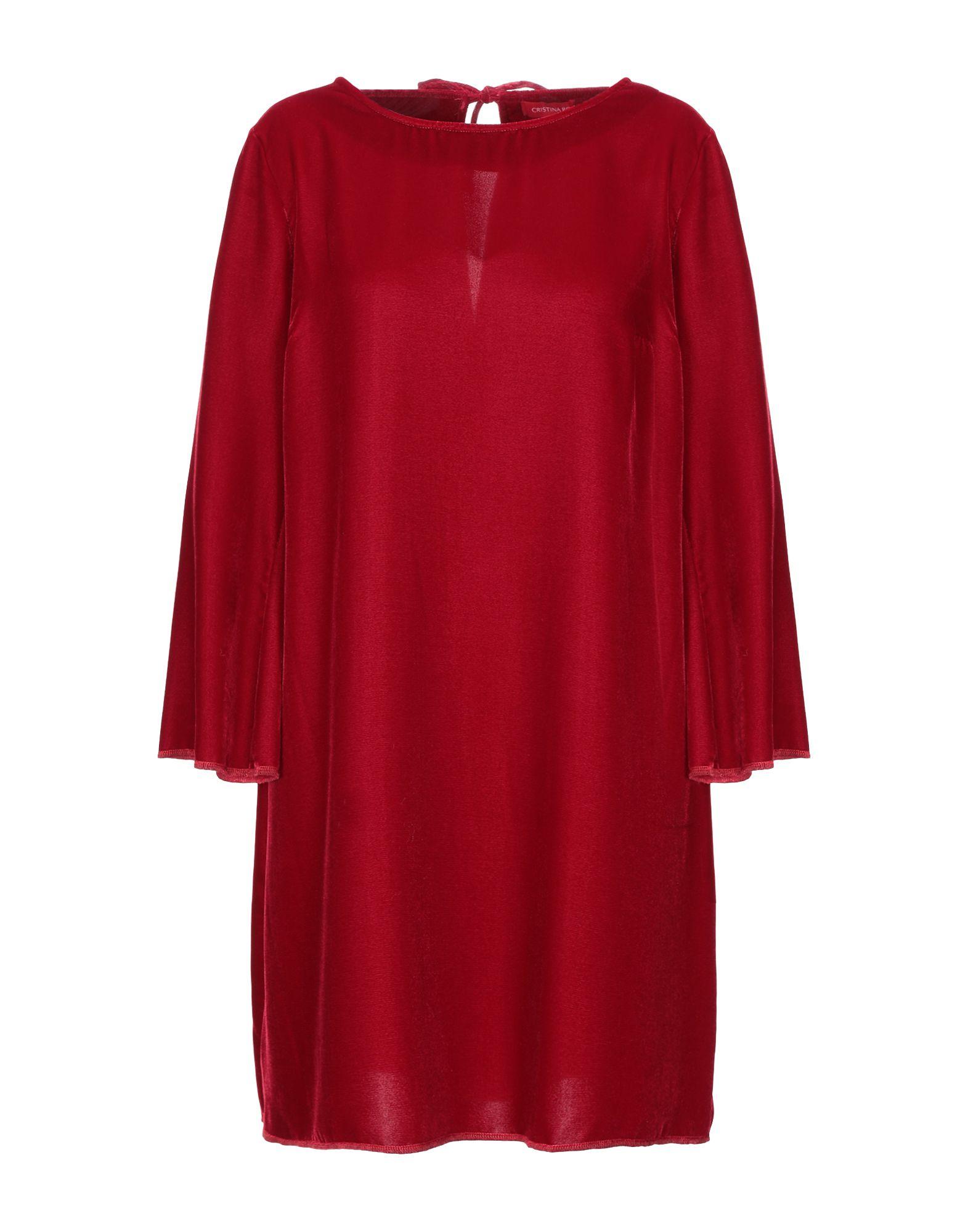 CRISTINA ROCCA Короткое платье