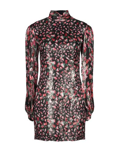 Фото - Женское короткое платье RAQUEL DINIZ розового цвета