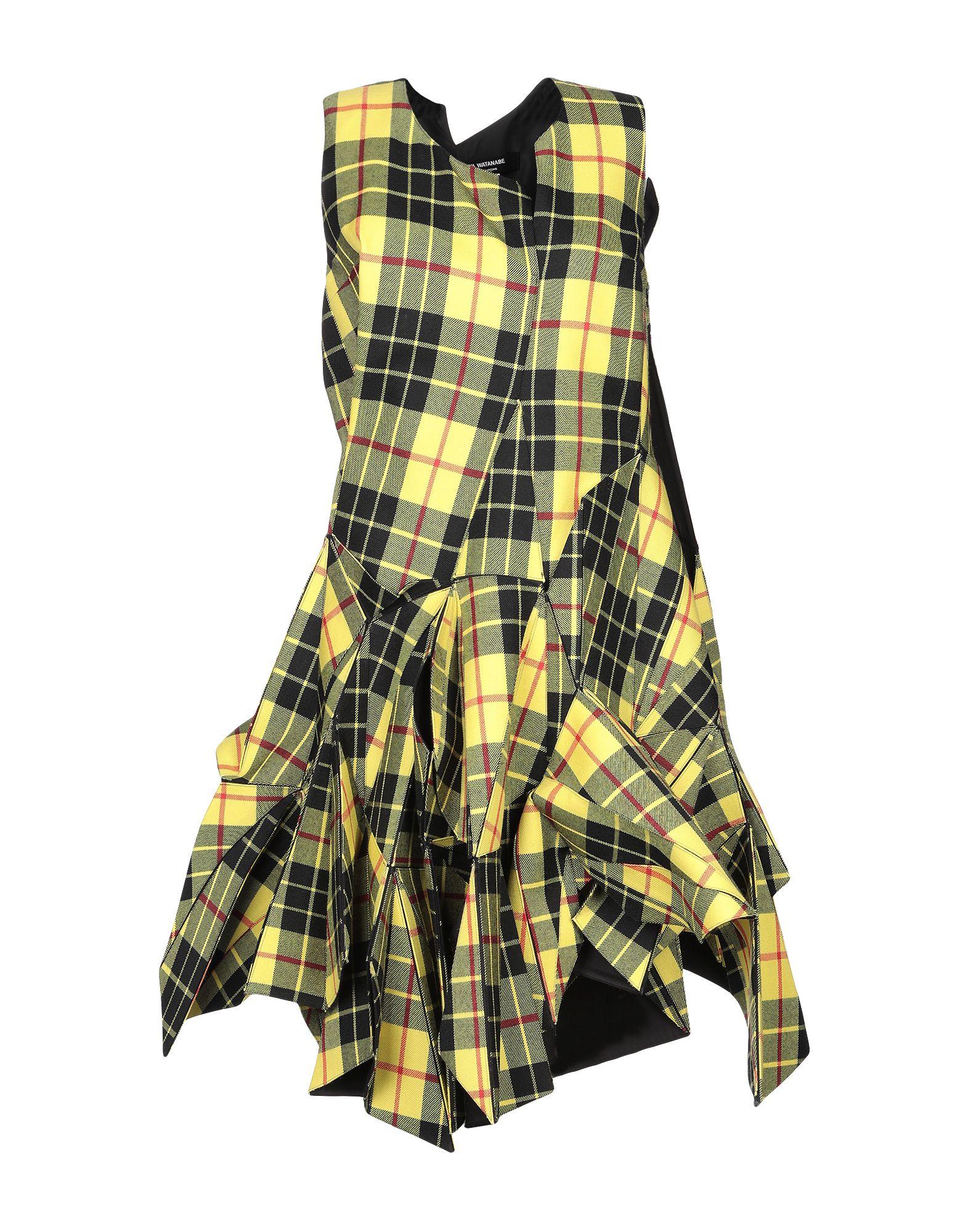 JUNYA WATANABE Короткое платье junya watanabe бермуды