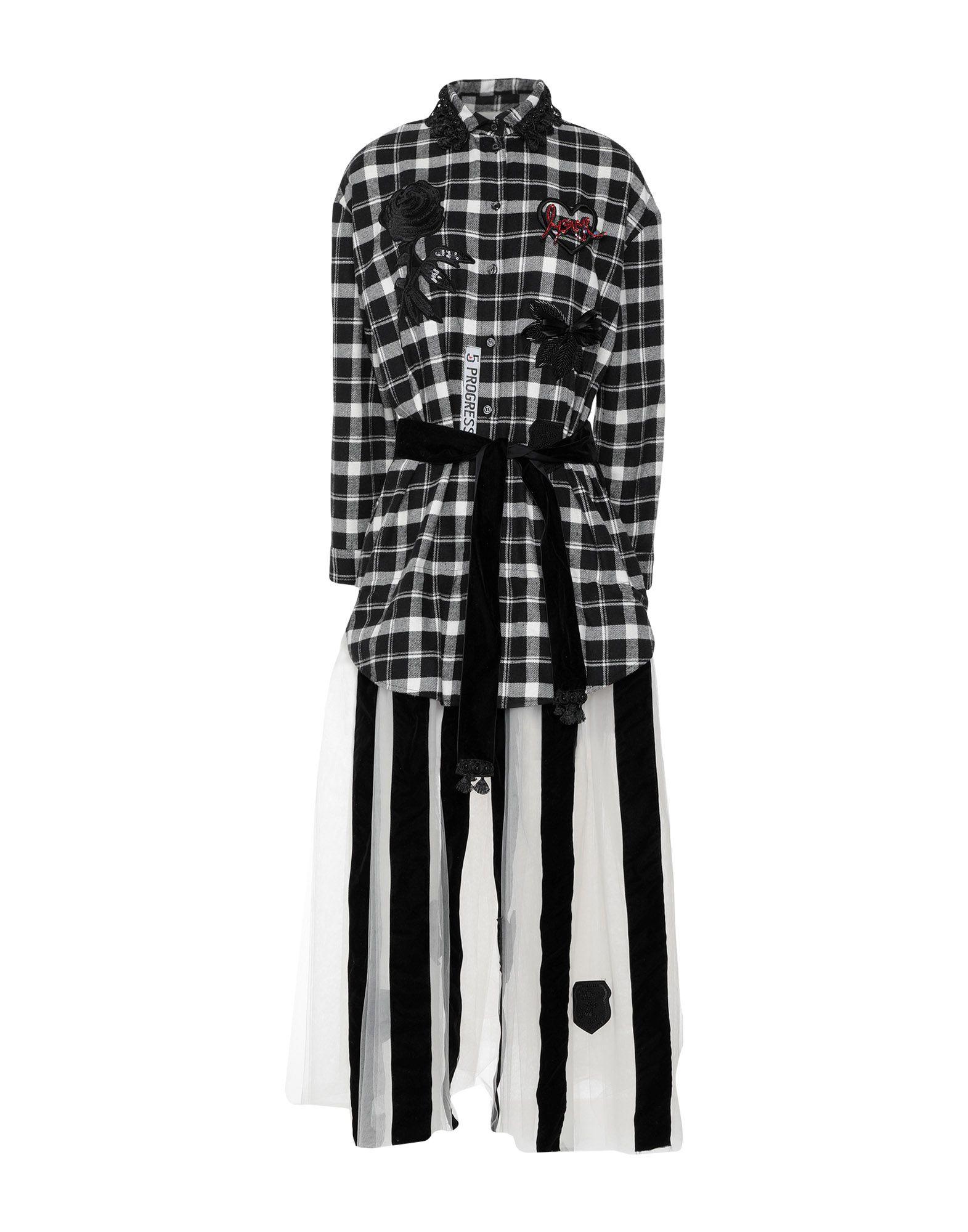 купить 5 PROGRESS Длинное платье по цене 25200 рублей