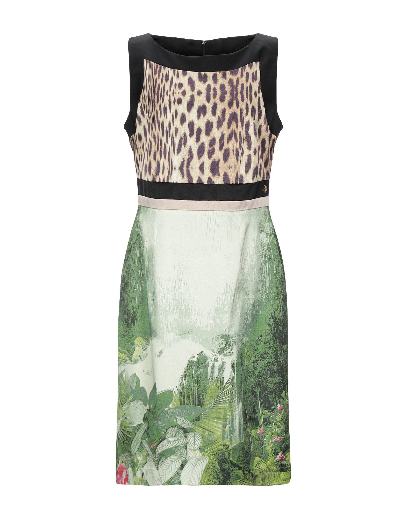 ANGELO MARANI Короткое платье цена
