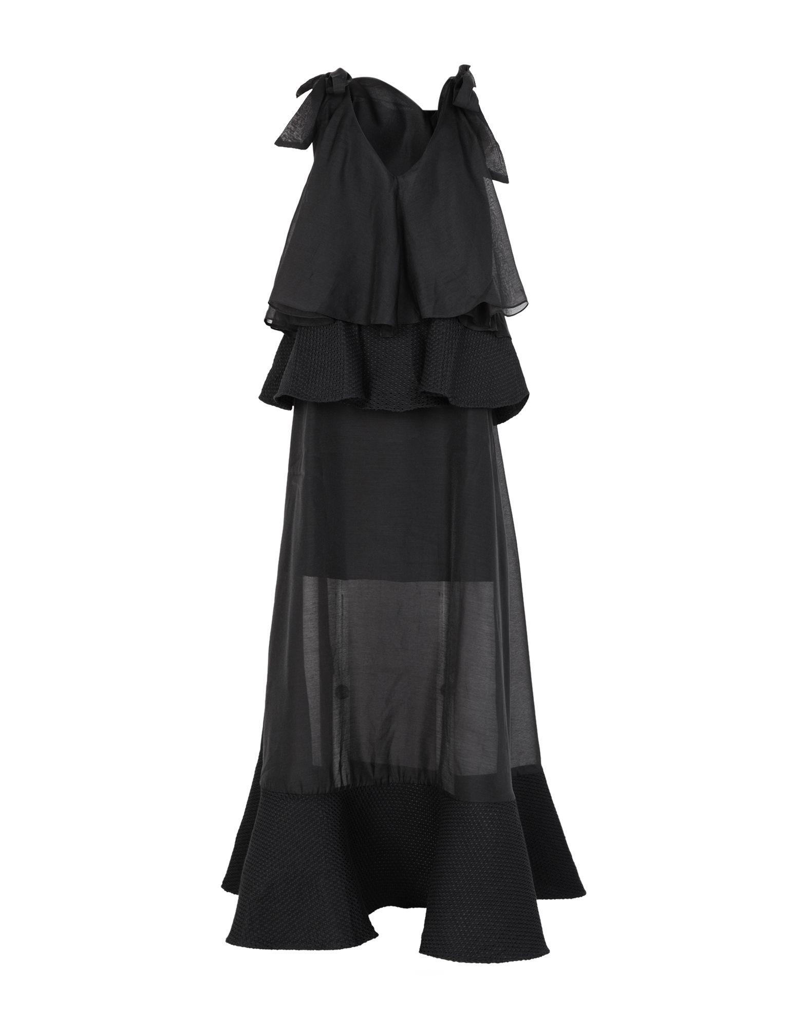 TWIST X TURN Длинное платье twist x turn топ без рукавов