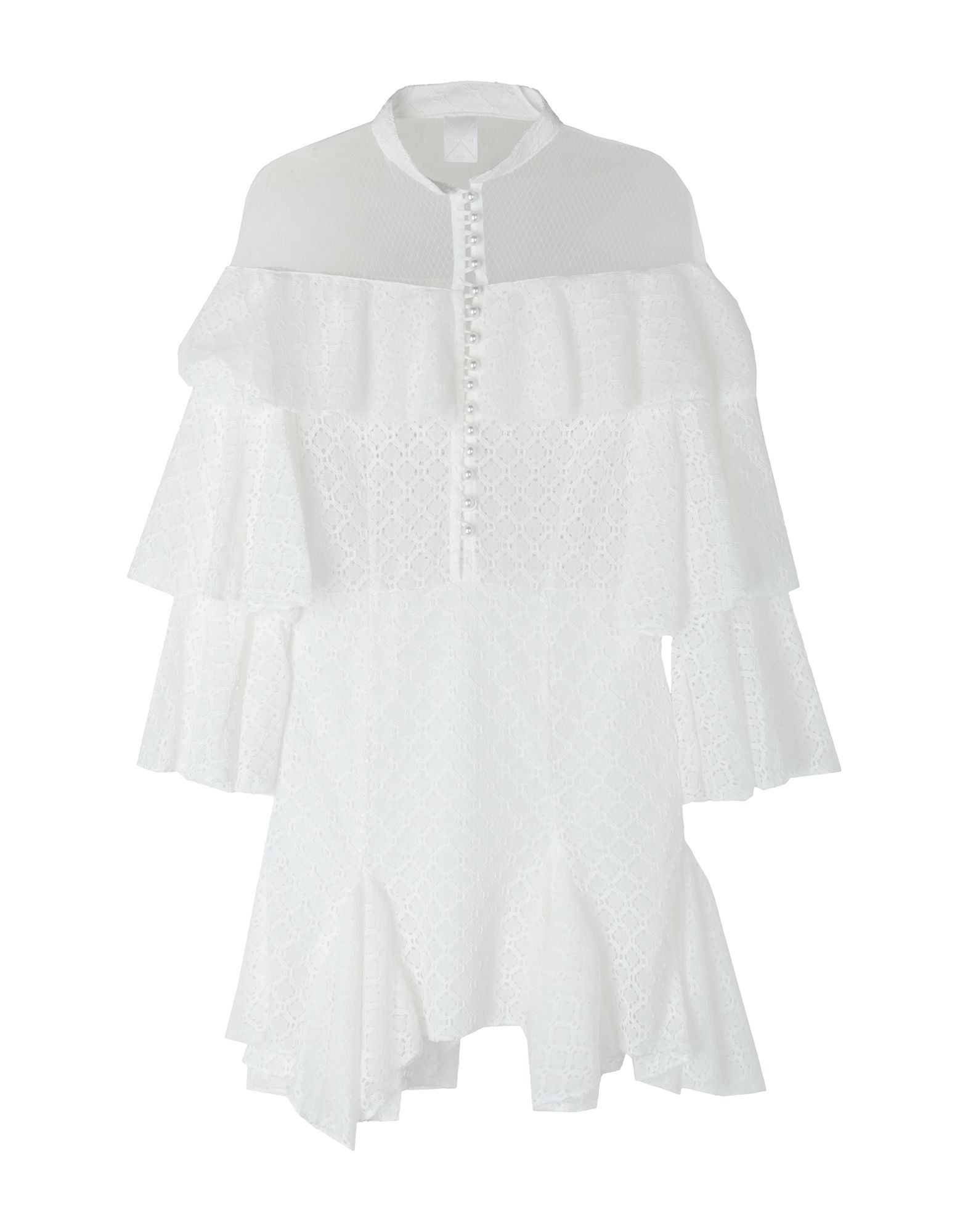 TWIST X TURN Короткое платье