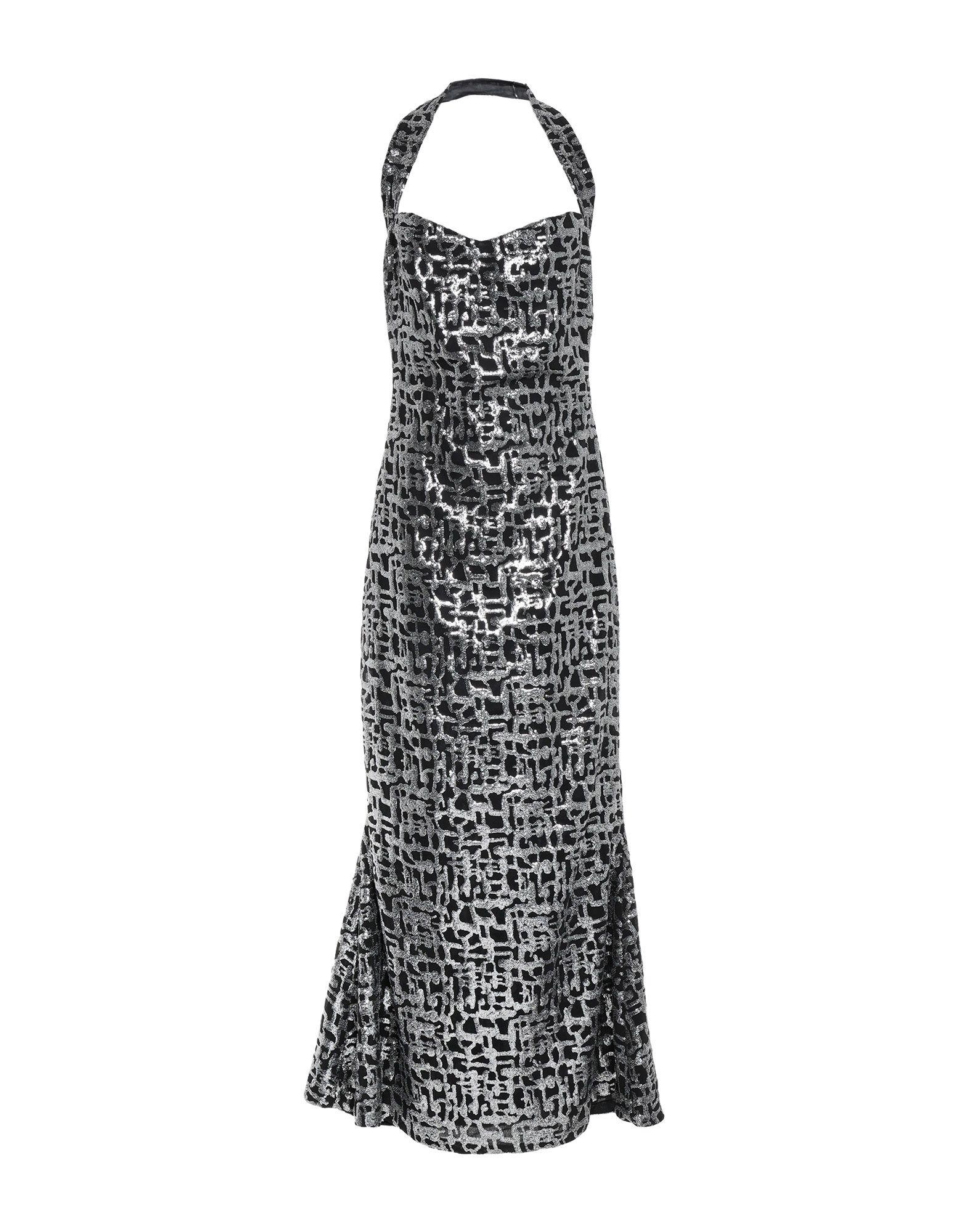 CRISTINA ROCCA Длинное платье