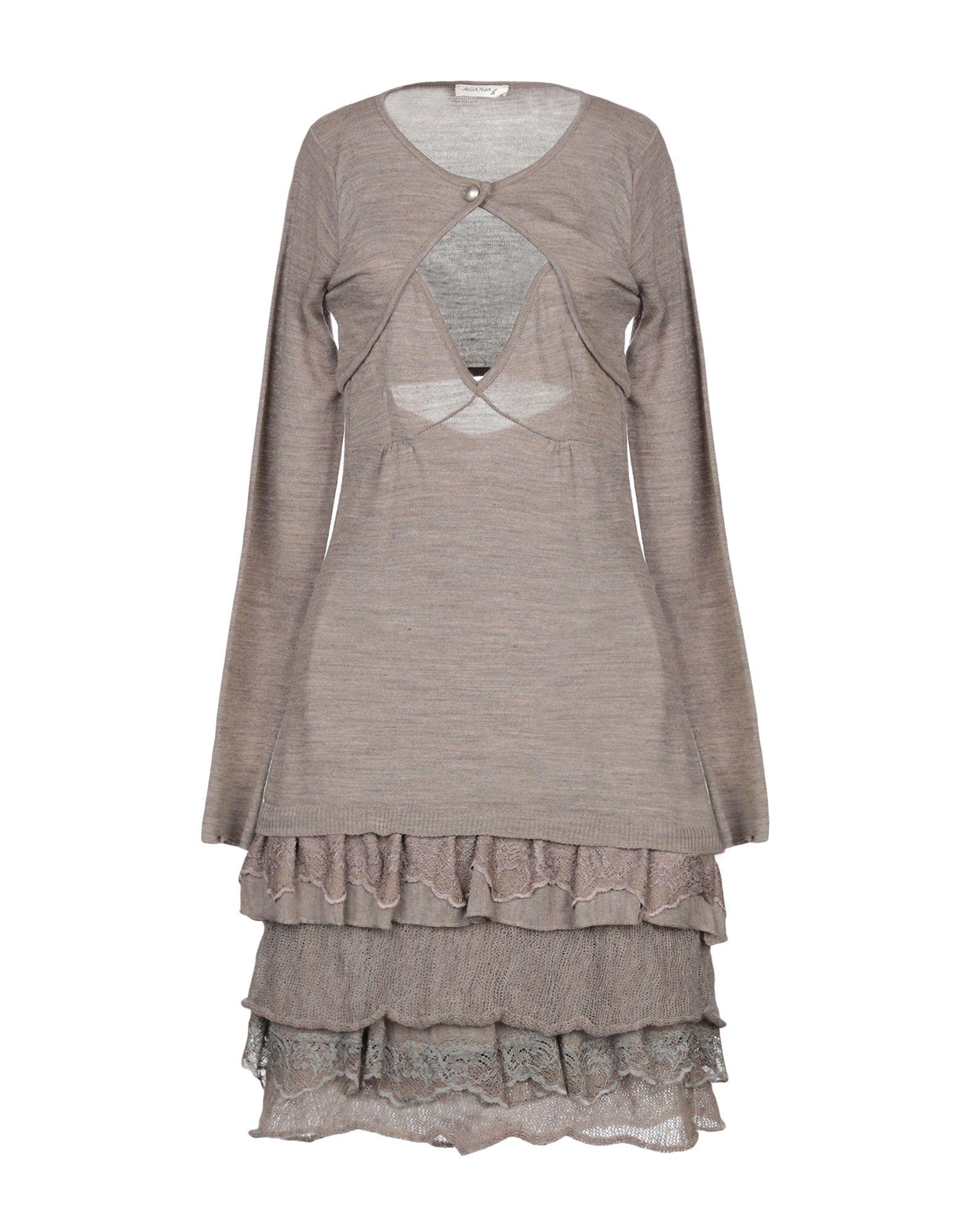 AGATHA CRI Платье до колена agatha cri короткое платье