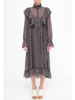 Neo-Victorian dress