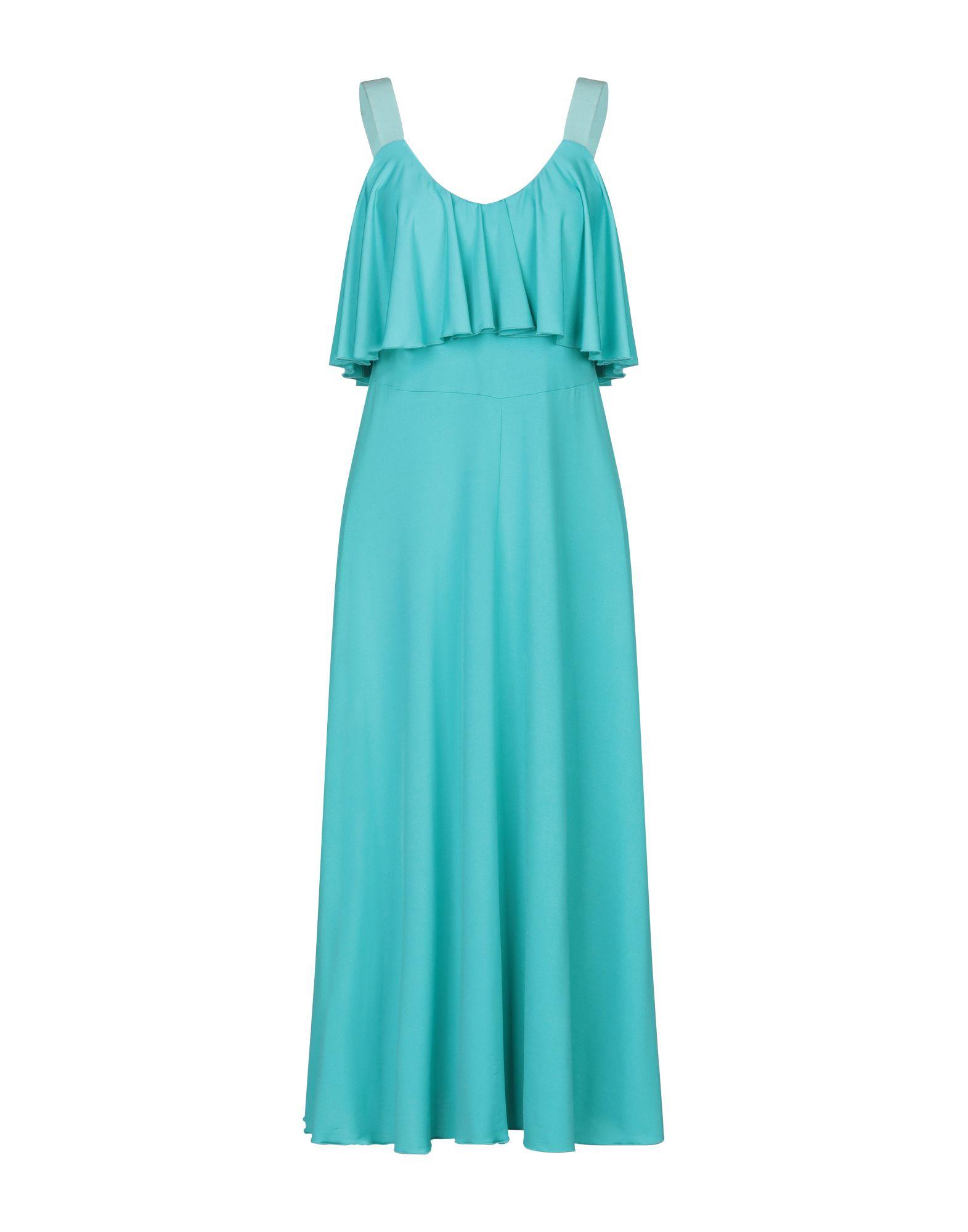 ATOS ATOS LOMBARDINI Платье длиной 3/4 violet atos lombardini юбка длиной 3 4