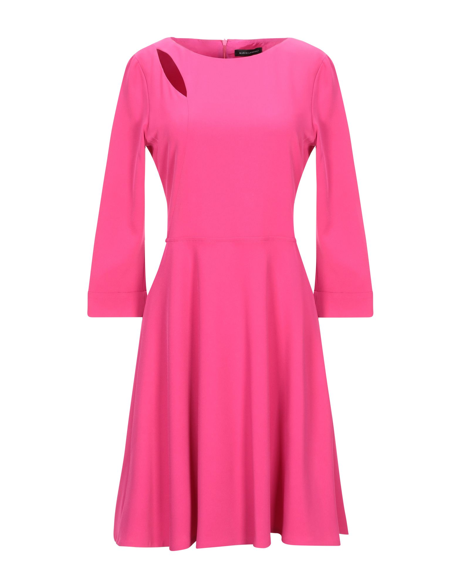 MARIELLA ROSATI Короткое платье mariella rosati толстовка