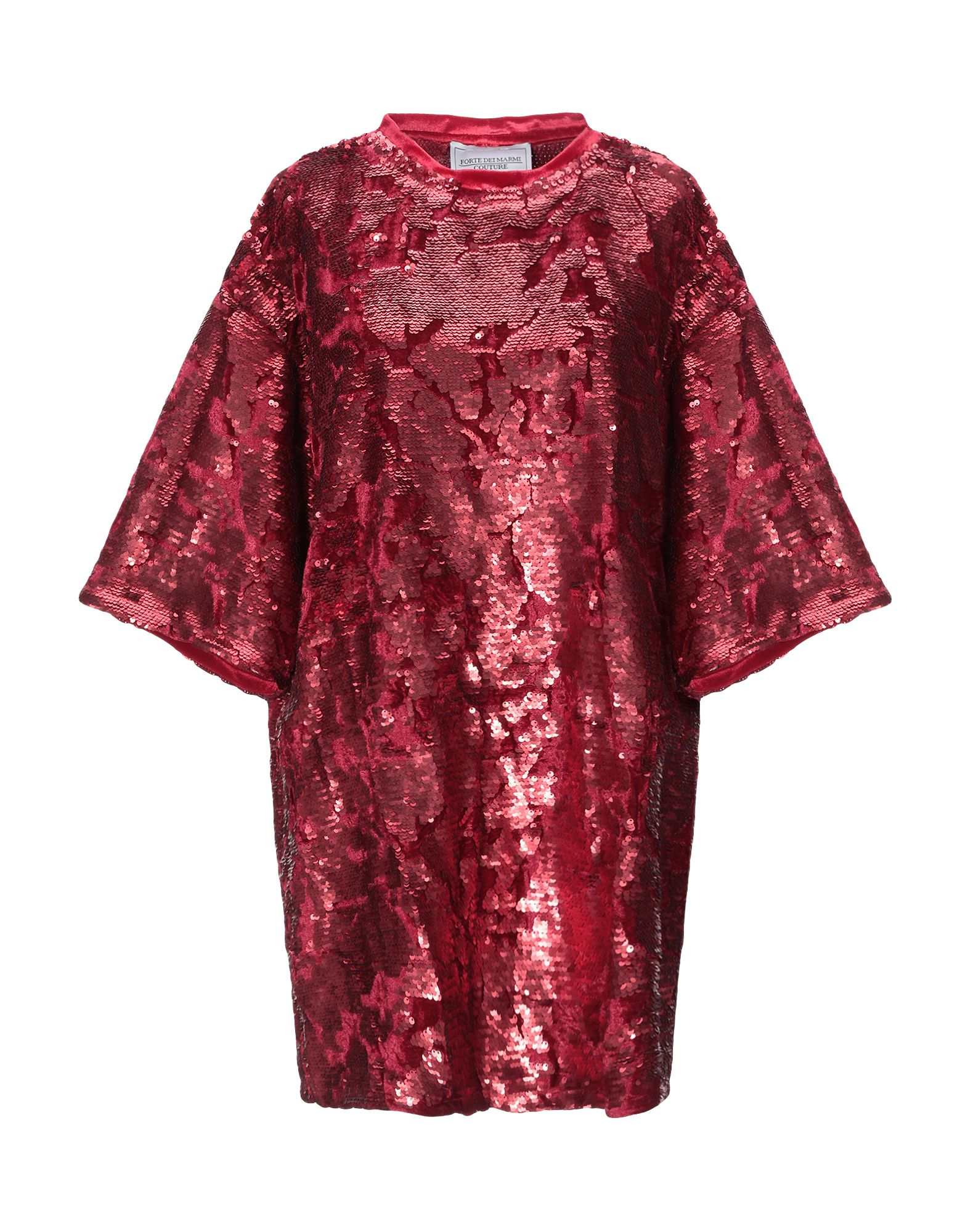 FORTE DEI MARMI COUTURE Короткое платье джинсы forte dei marmi couture forte dei marmi couture fo022ewchug7