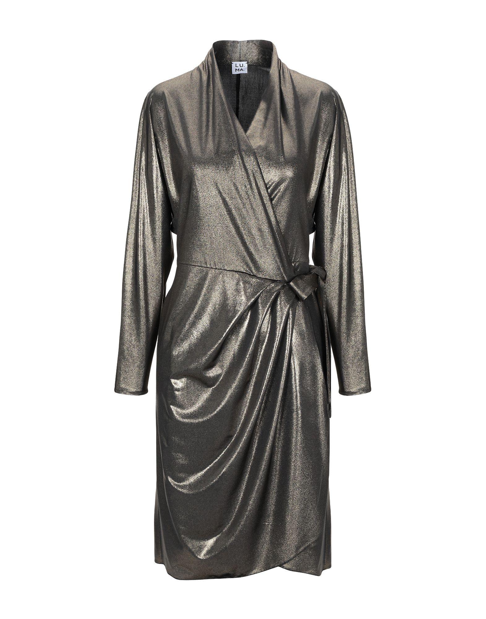 LU.MA. Платье до колена