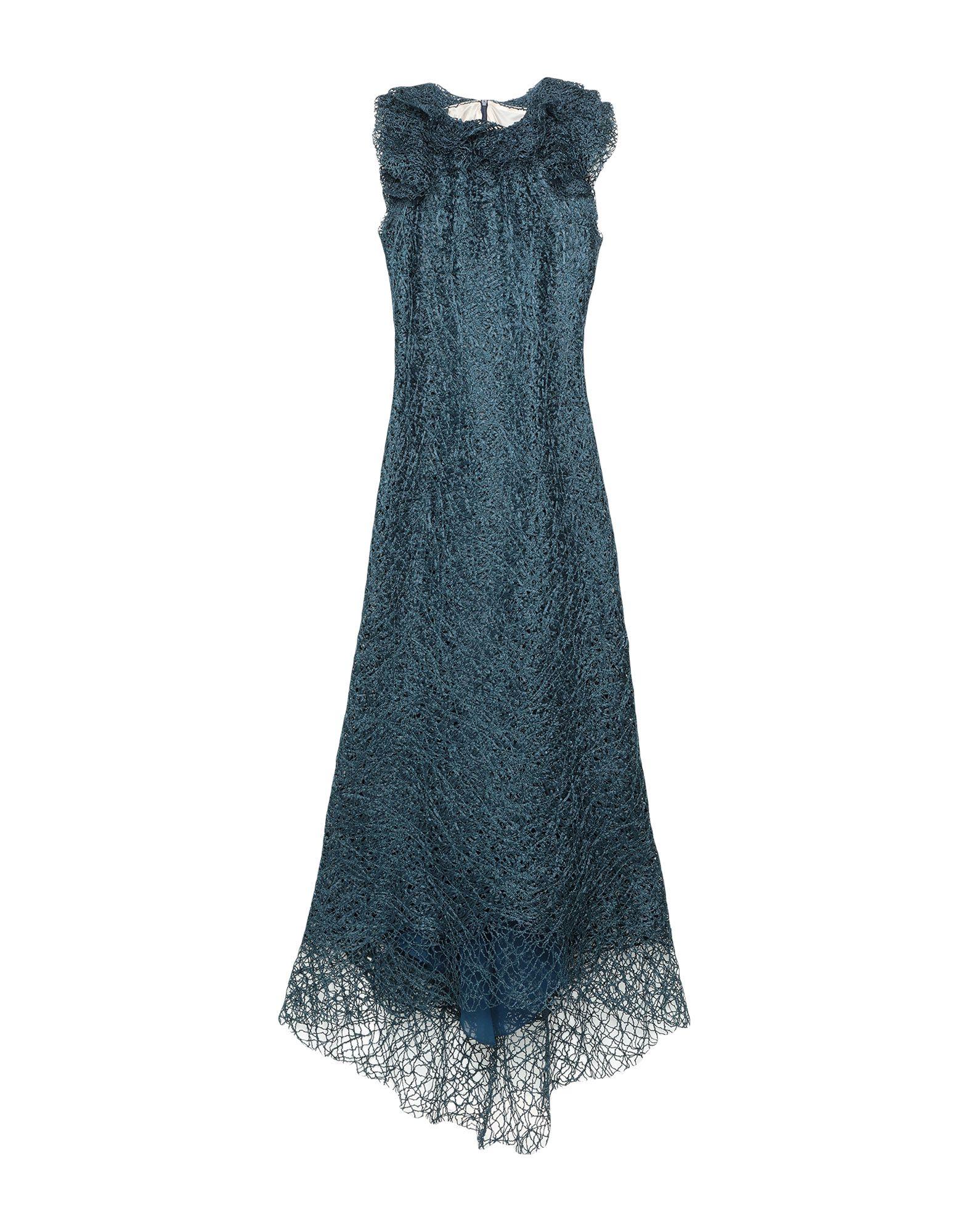 PE' DE CHUMBO Длинное платье цена 2017