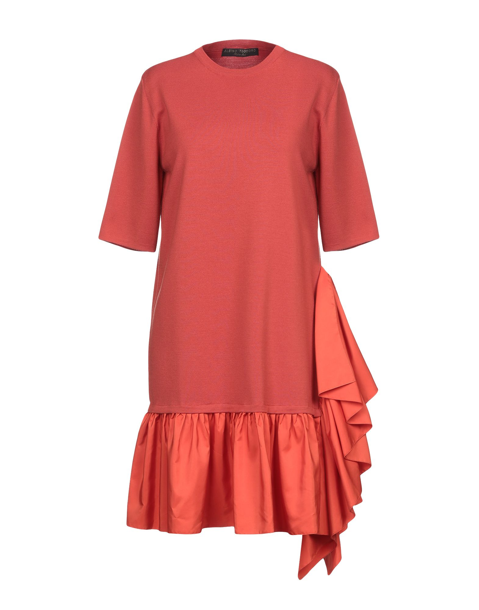 ALBINO TEODORO Короткое платье