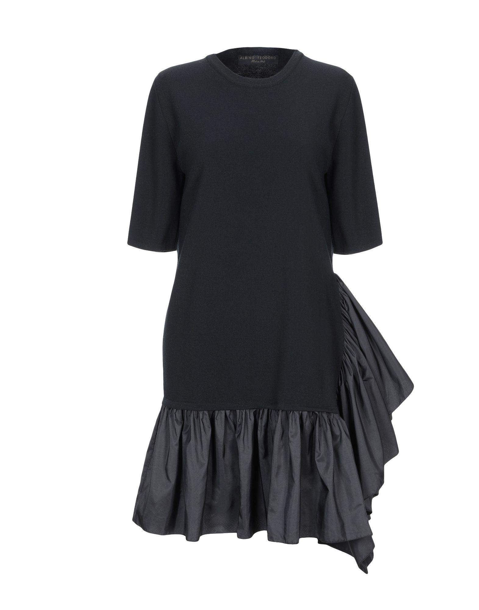 ALBINO TEODORO Короткое платье стоимость