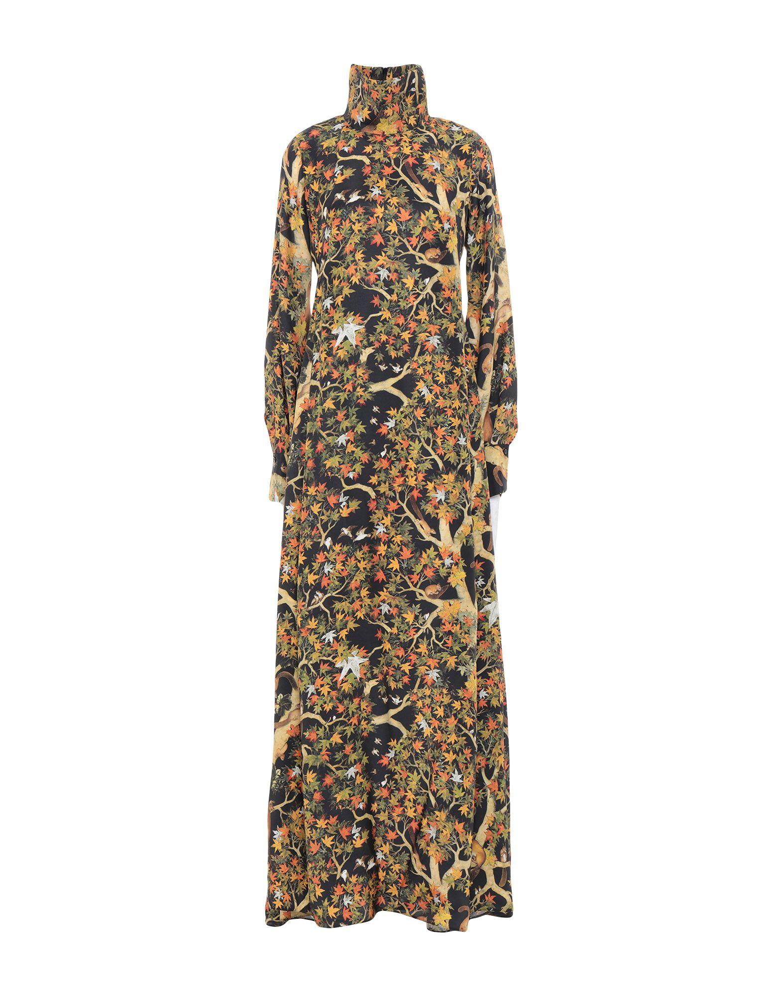 цены CO. GO Длинное платье