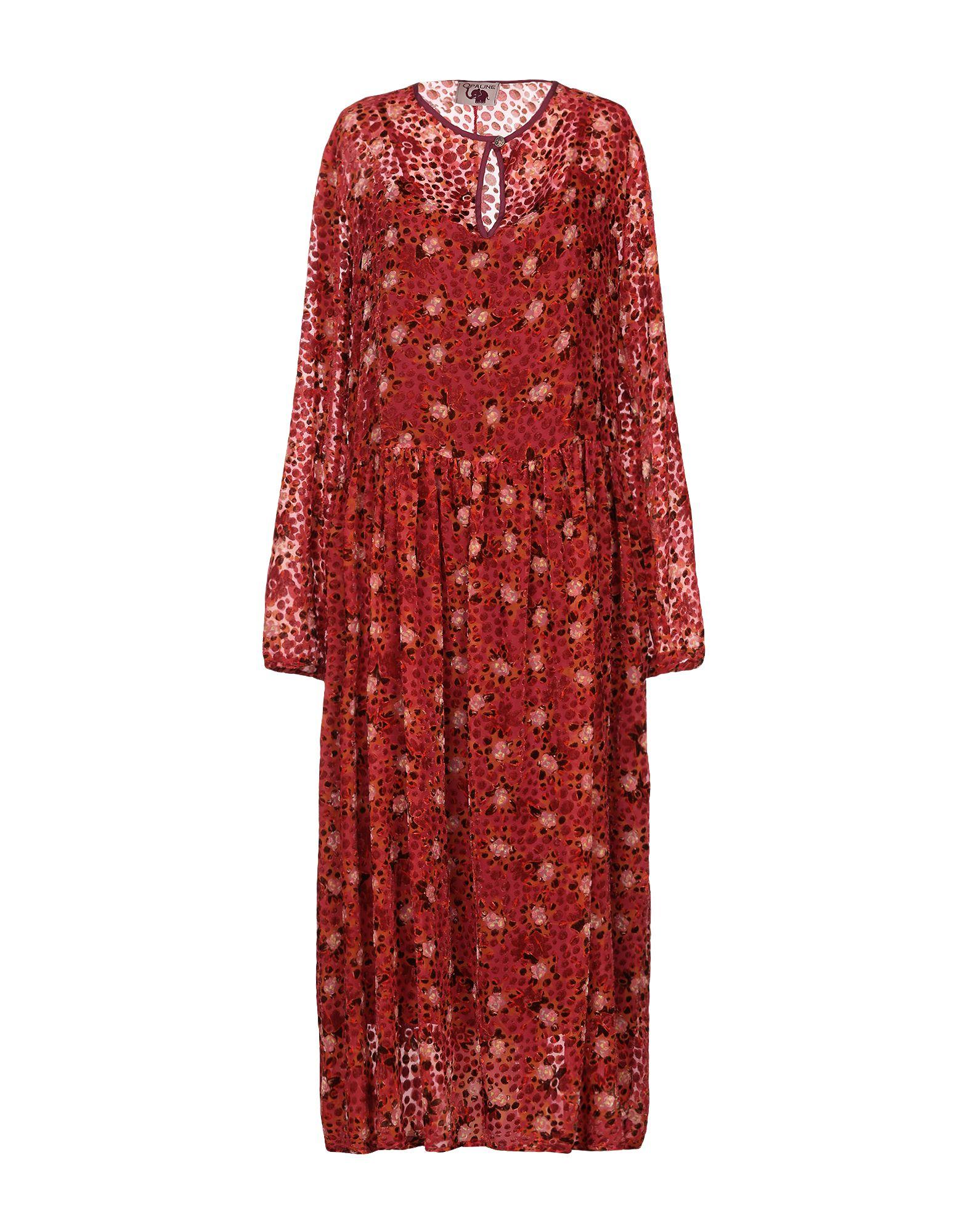 OPALINE Платье длиной 3/4