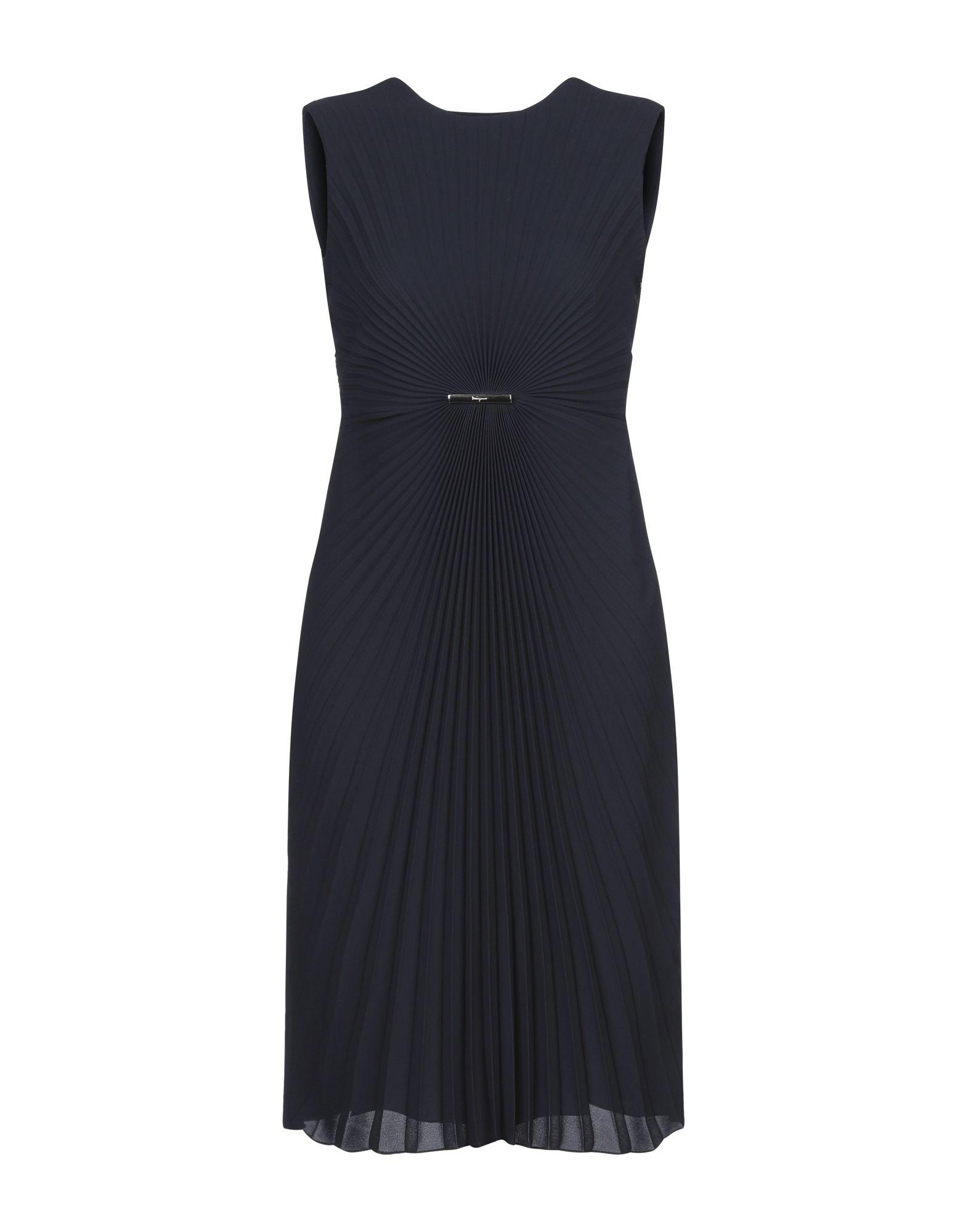 SALVATORE FERRAGAMO Платье до колена