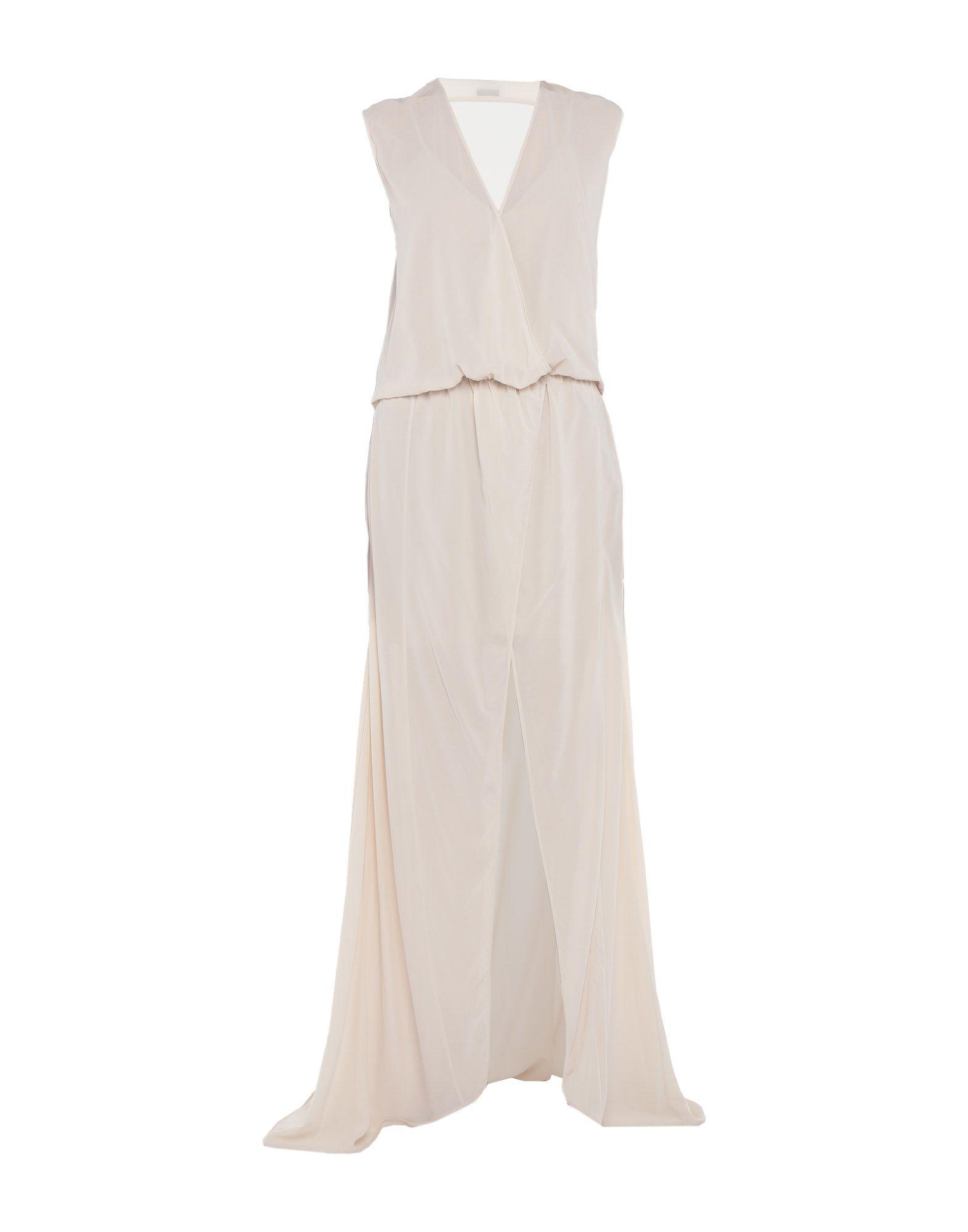 BRUNELLO CUCINELLI Длинное платье brunello cucinelli длинное платье