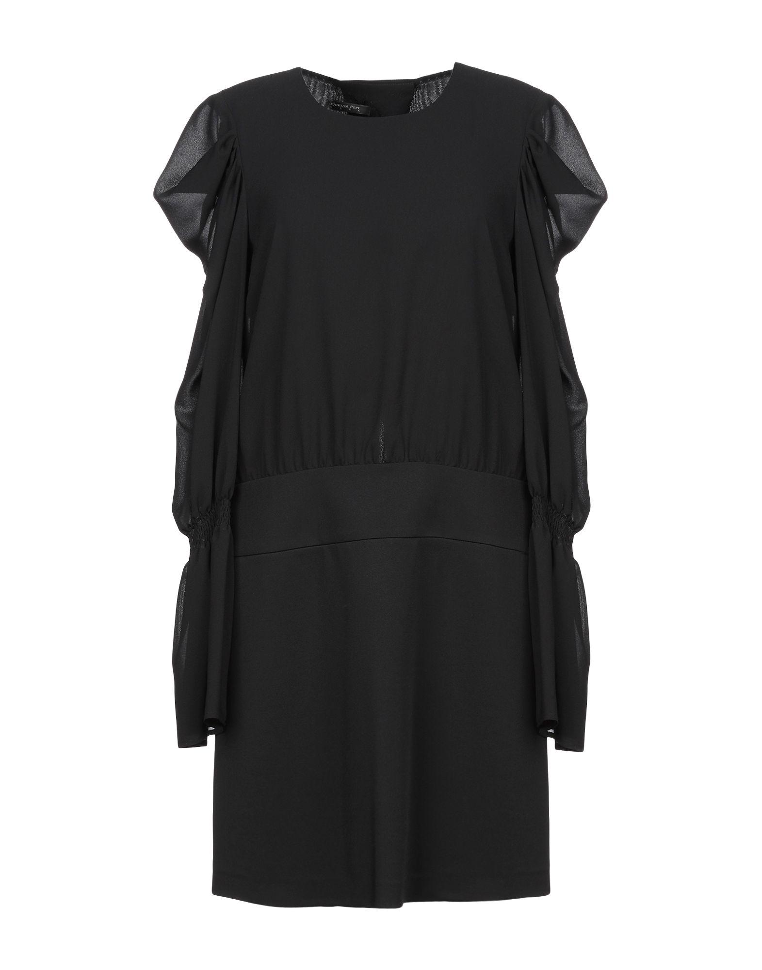 все цены на PATRIZIA PEPE SERA Короткое платье онлайн