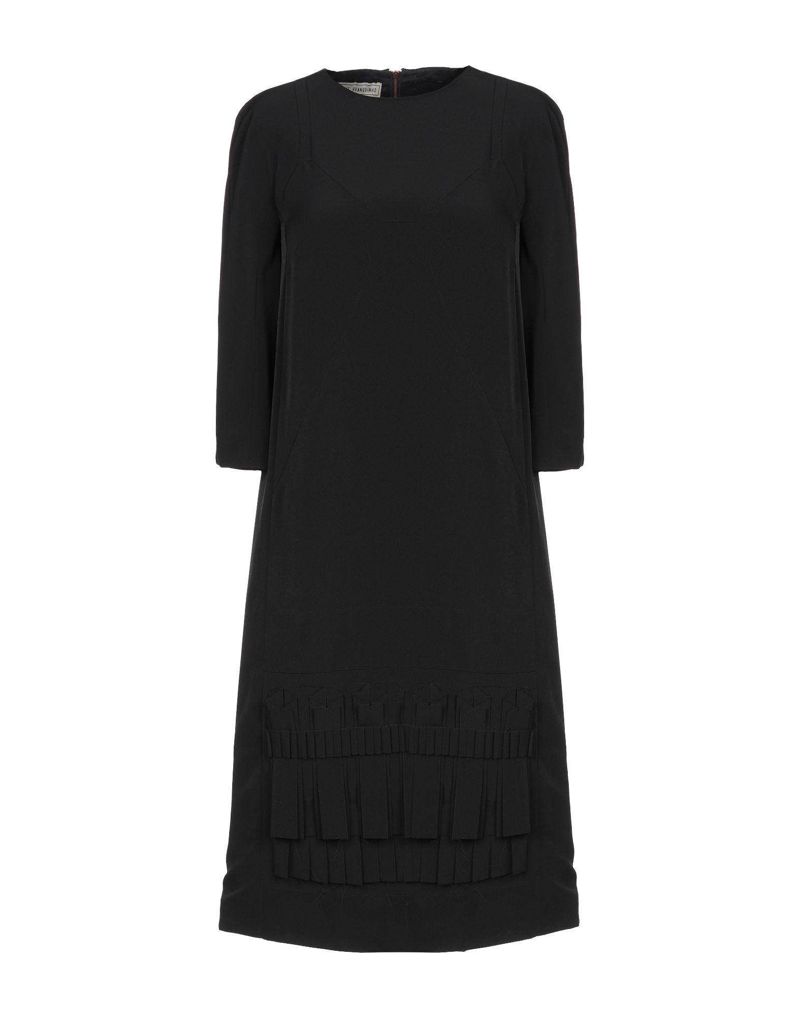 VERONIQUE BRANQUINHO Платье до колена veronique branquinho платье до колена