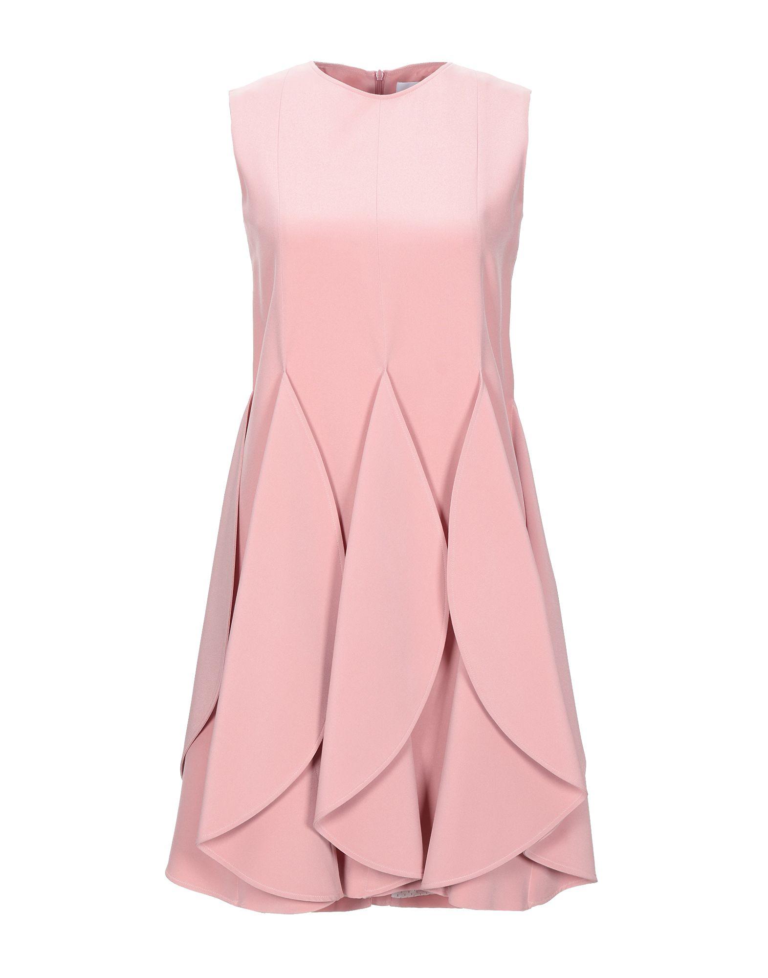 GIANLUCA CAPANNOLO Короткое платье недорго, оригинальная цена