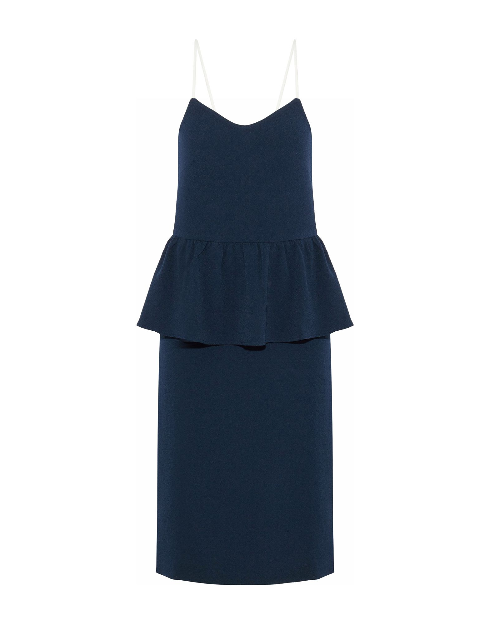 GANNI Короткое платье iconique короткое платье