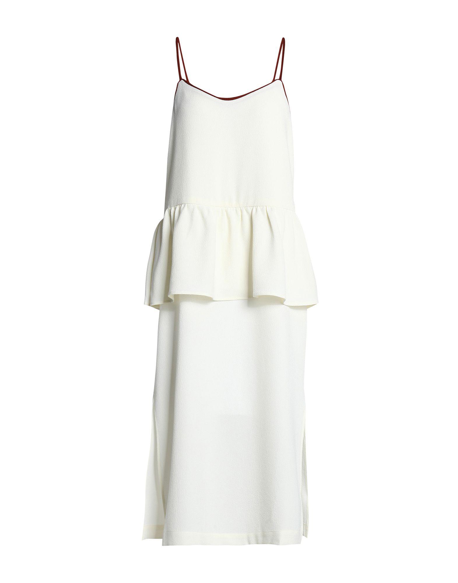 GANNI Короткое платье magazzini del sale короткое платье