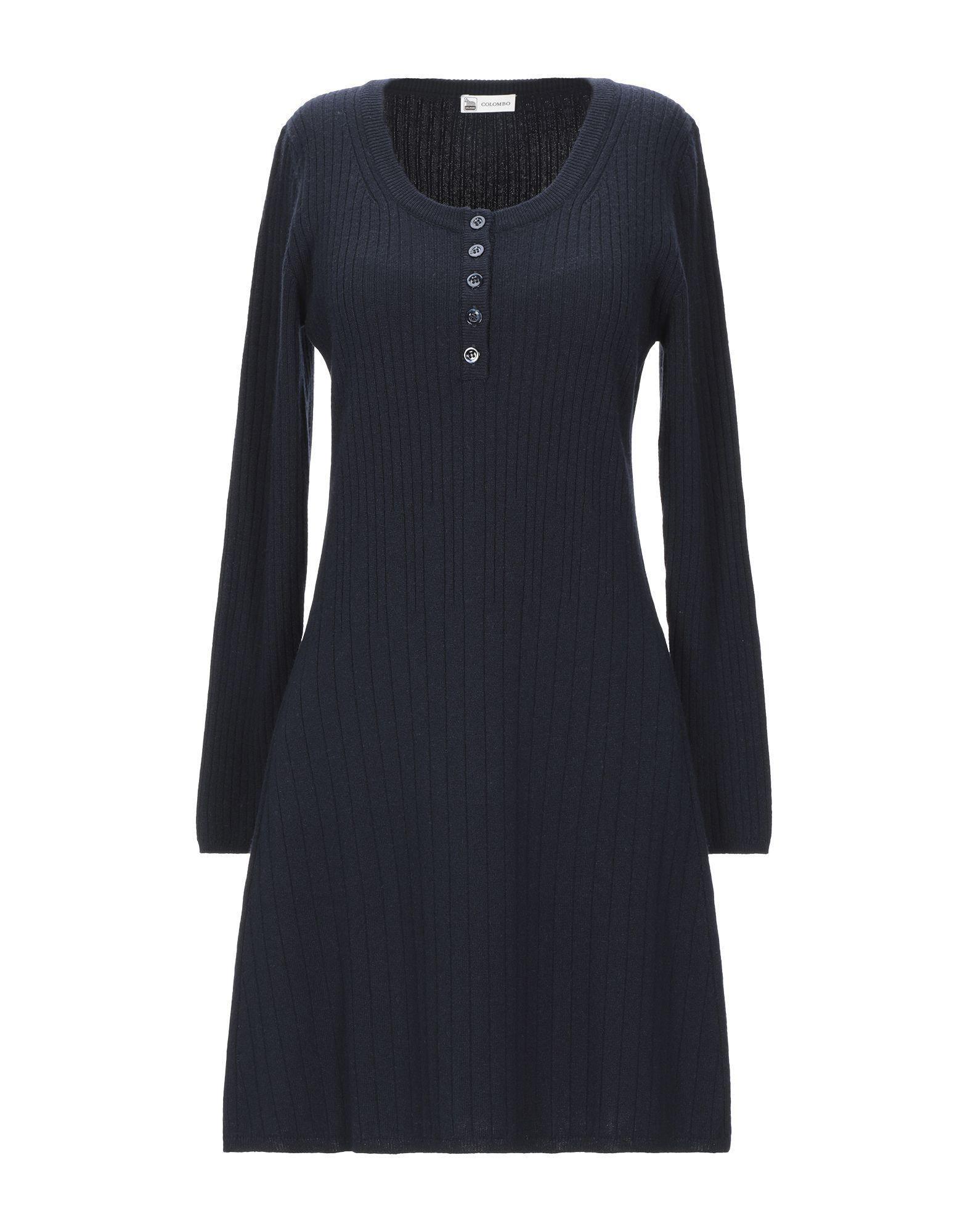 COLOMBO Короткое платье