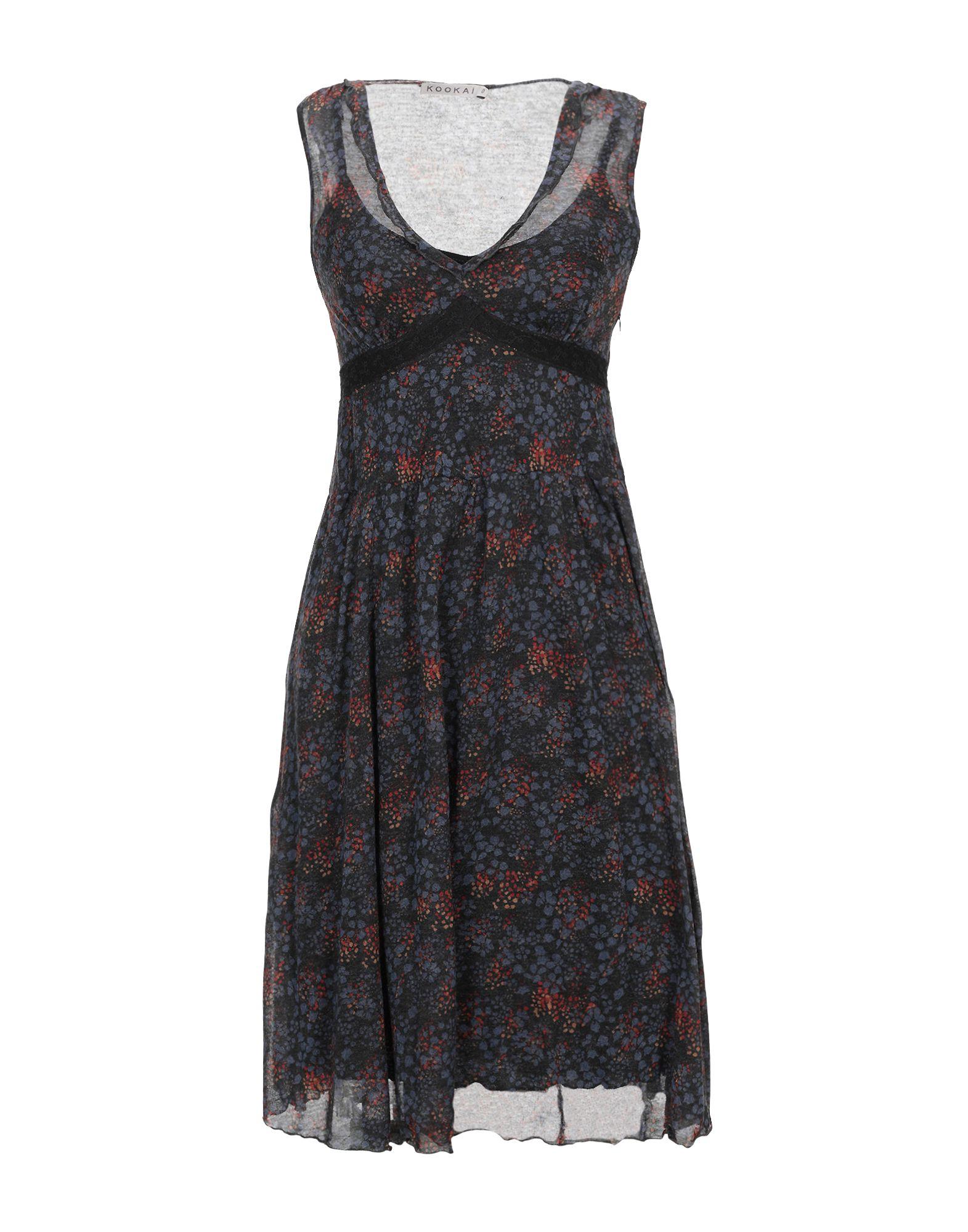 KOOKAI Короткое платье недорго, оригинальная цена