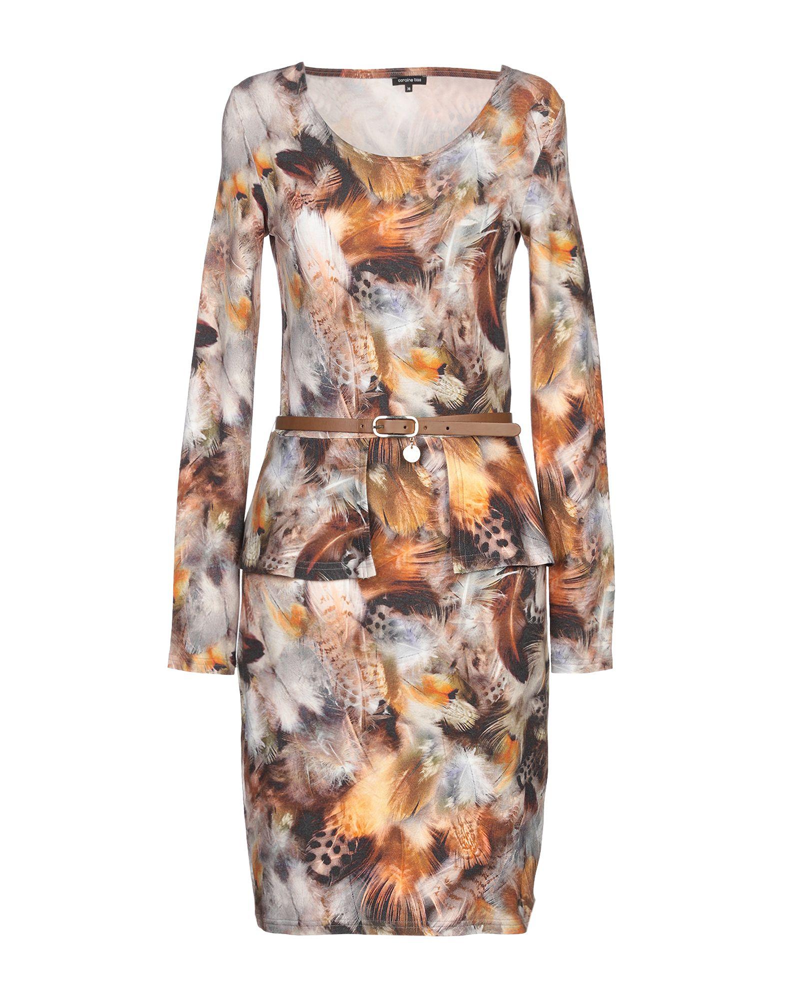 CAROLINE BISS Платье до колена