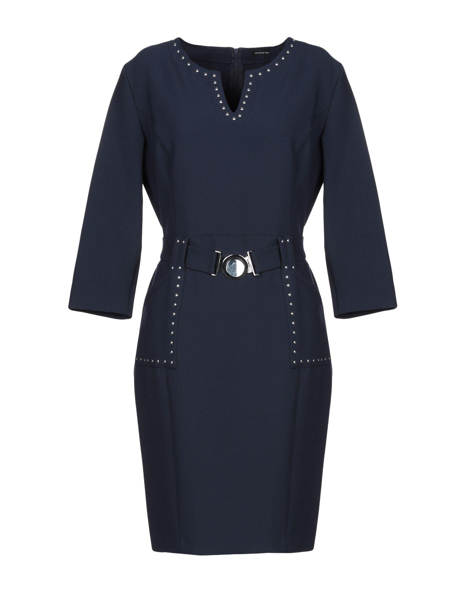 CAROLINE BISS Короткое платье блузка caroline 13 002 ct 13 13ct002 1660