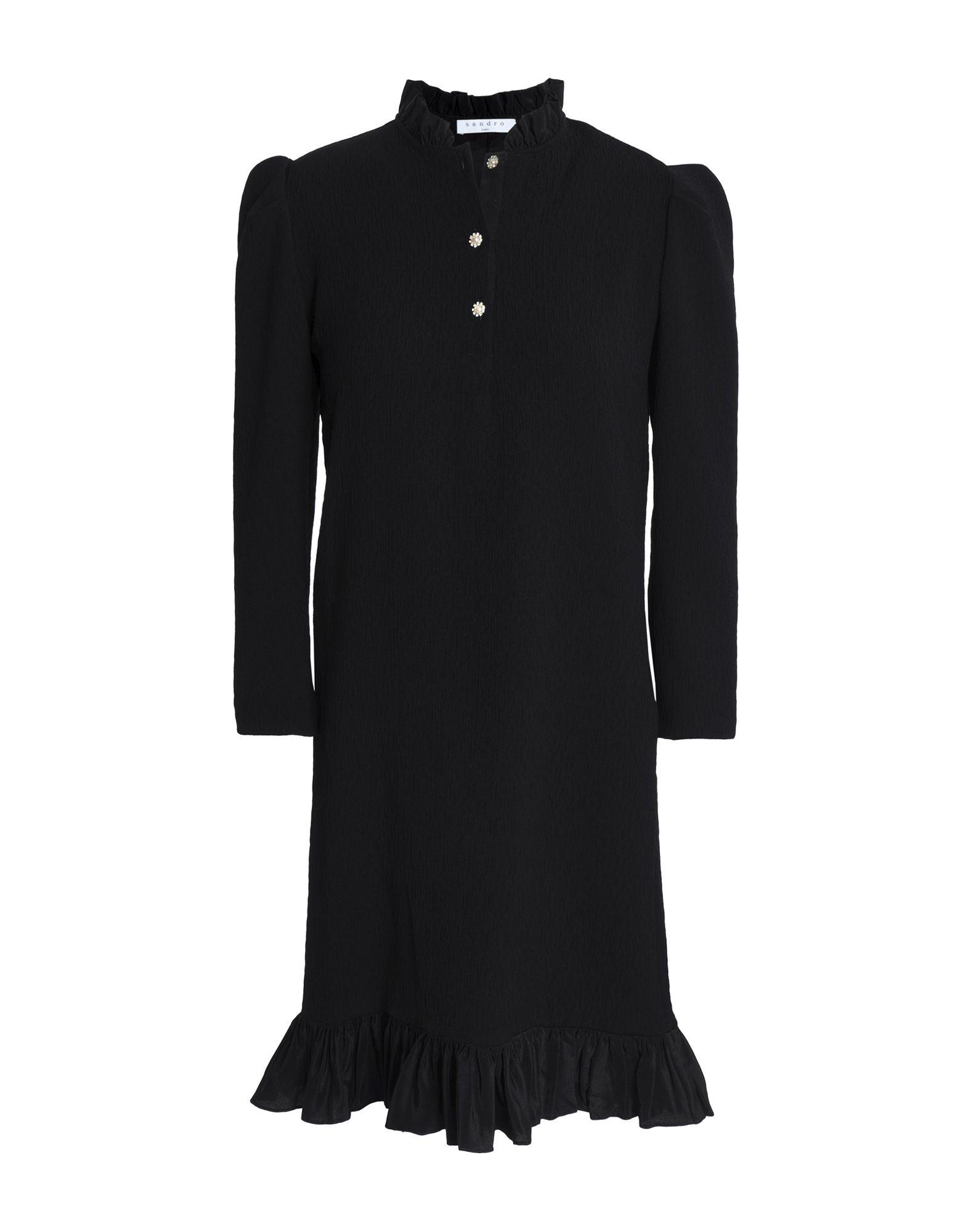 SANDRO Короткое платье цена 2017