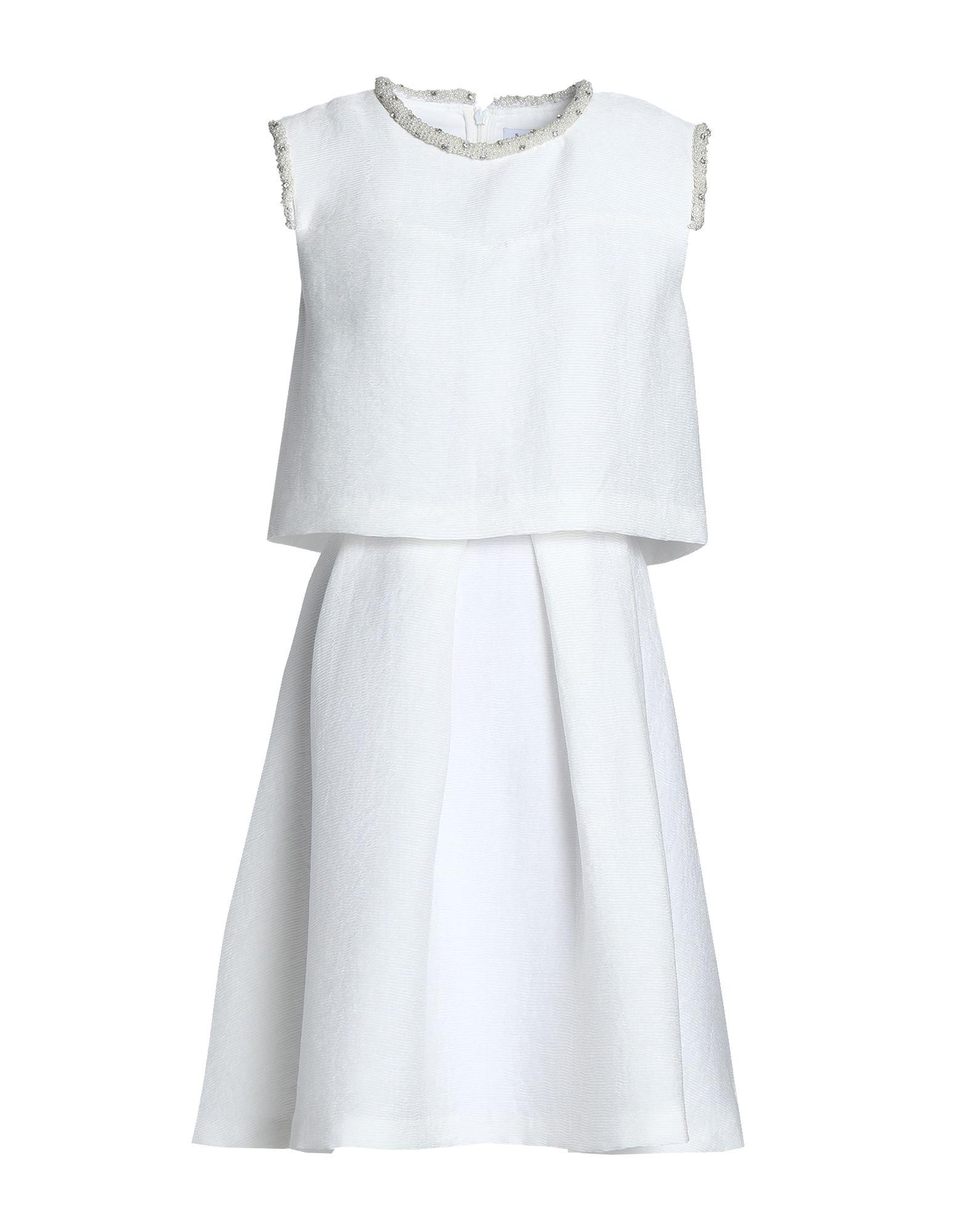 купить SANDRO Короткое платье по цене 15000 рублей