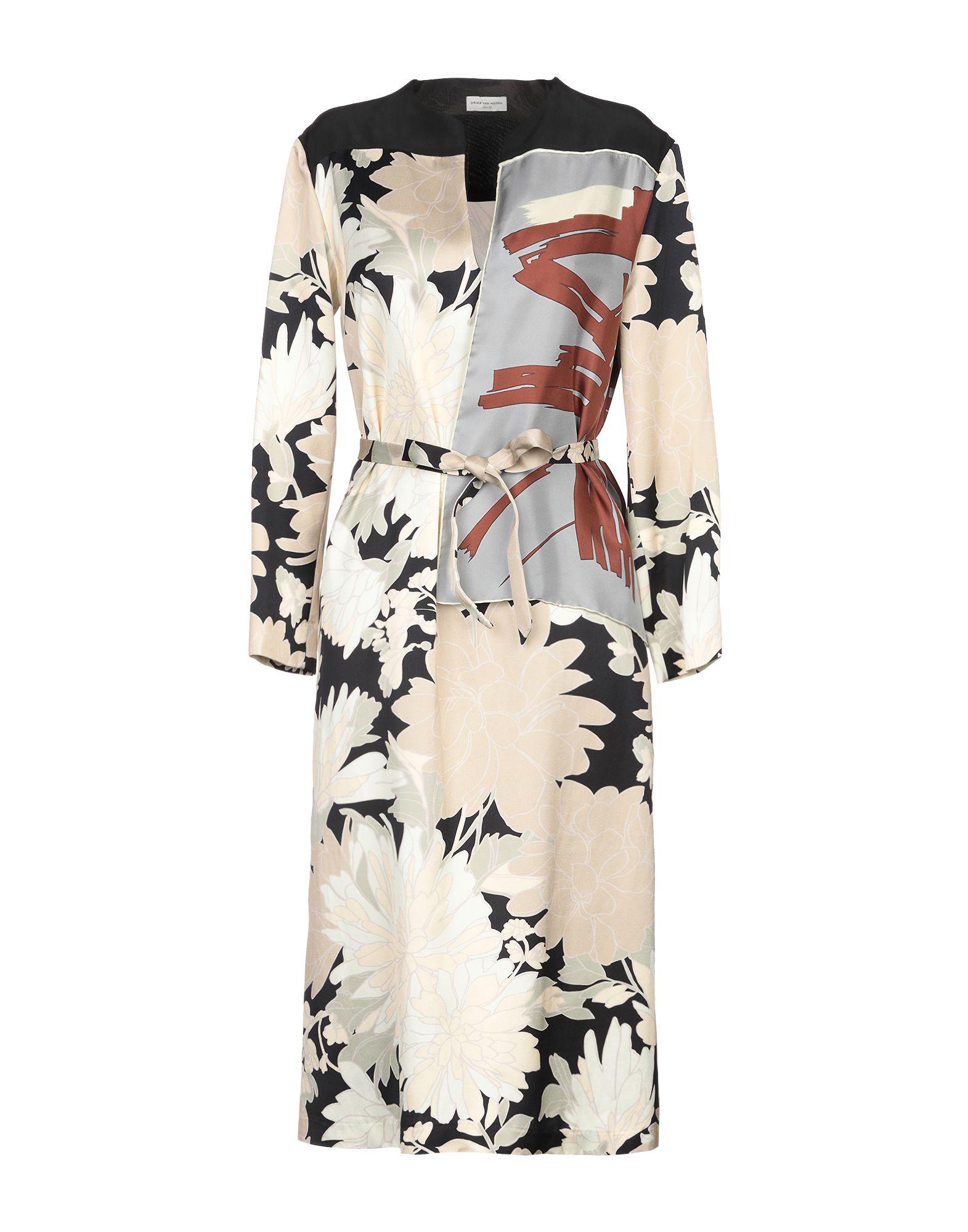 DRIES VAN NOTEN | DRIES VAN NOTEN Knee-Length Dresses 34953765 | Goxip