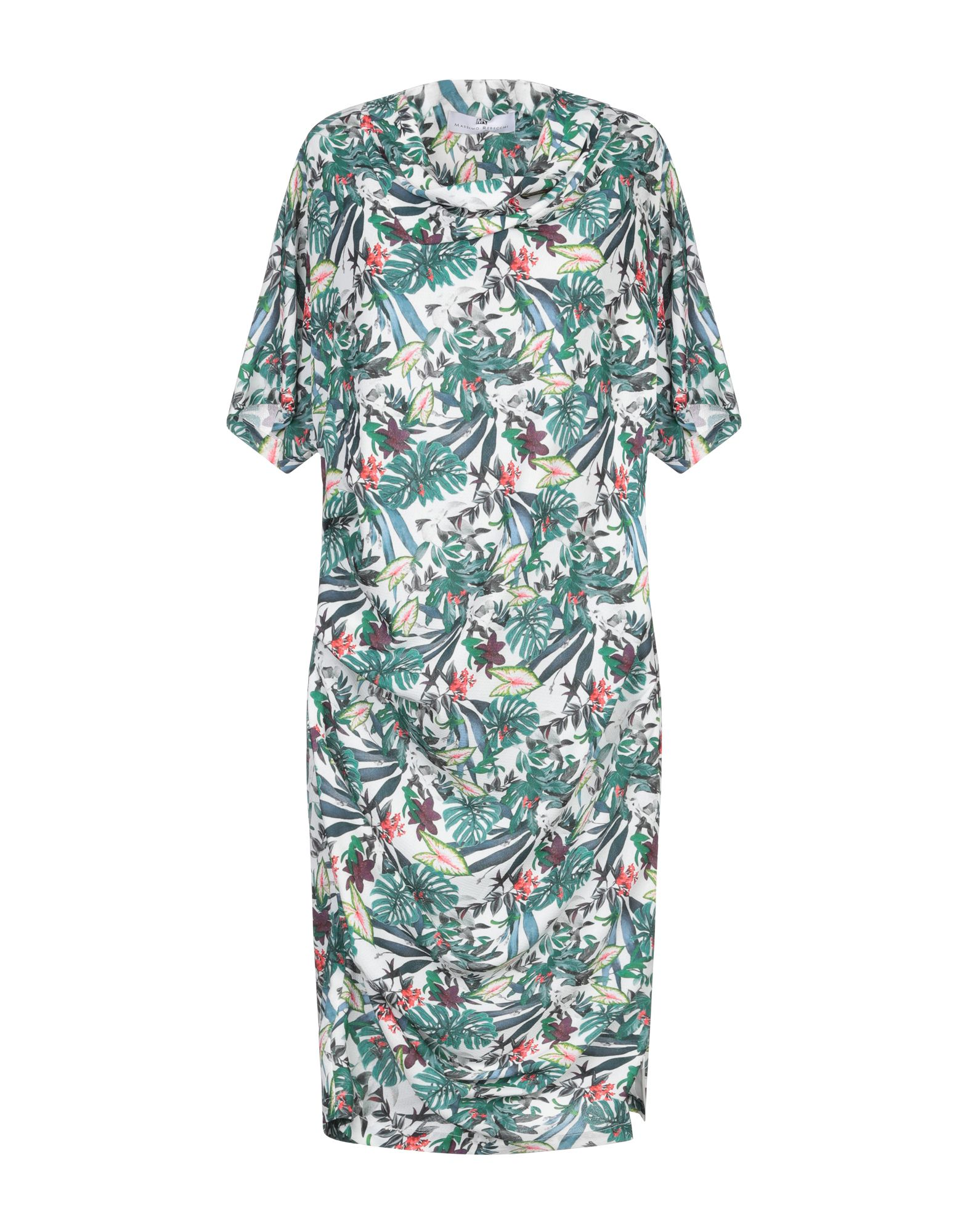 MR MASSIMO REBECCHI Платье до колена цена 2017