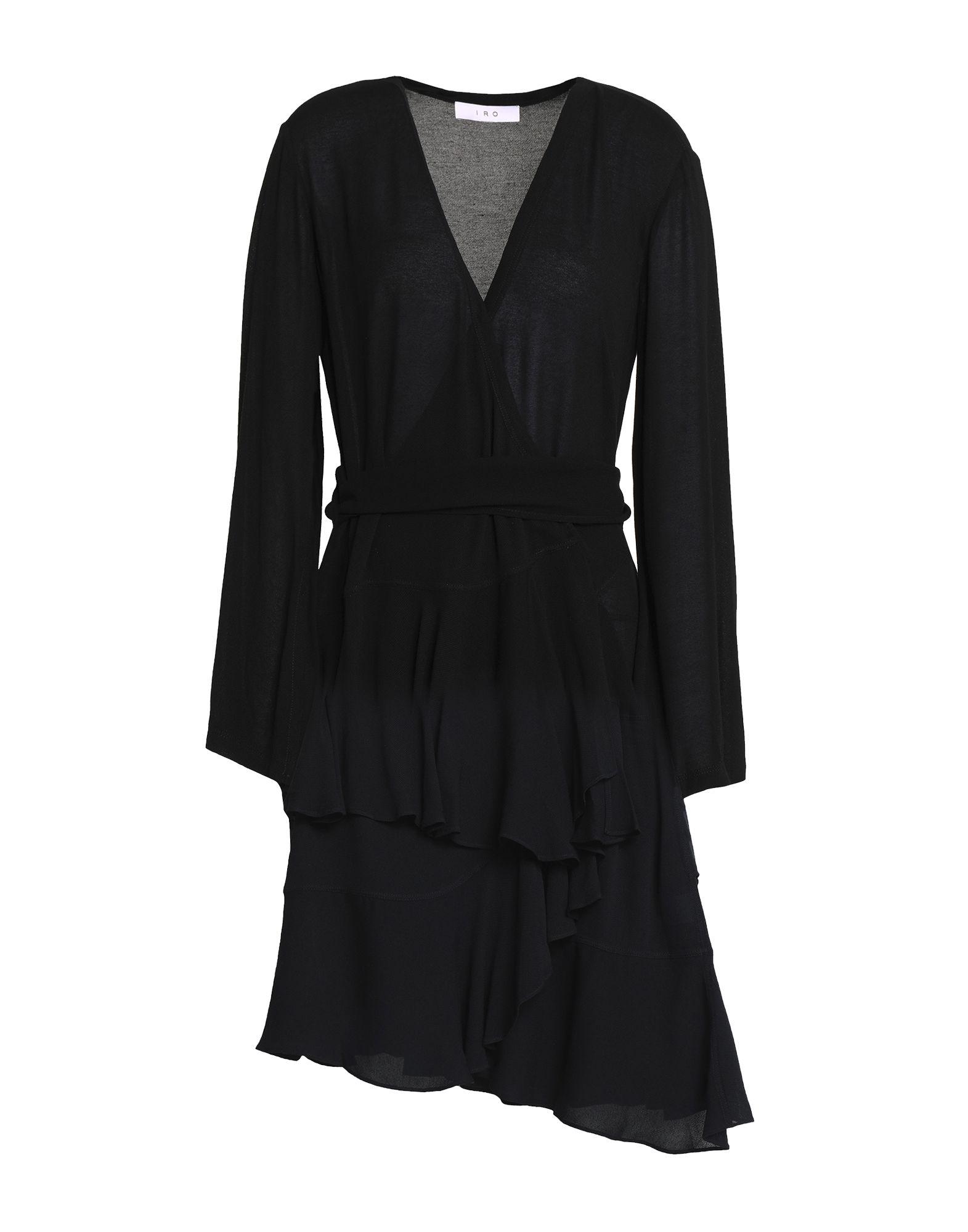 IRO Короткое платье magazzini del sale короткое платье